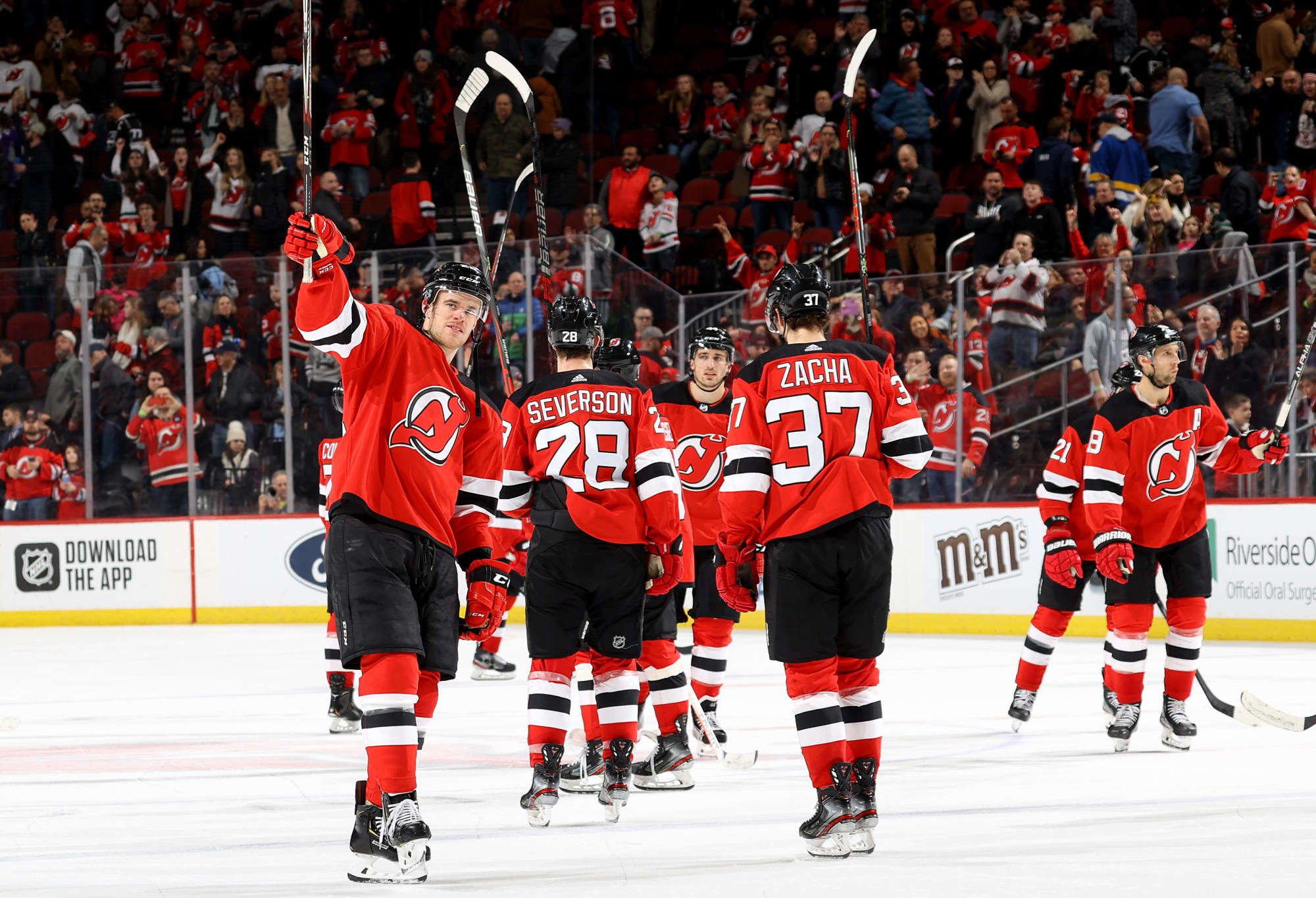 New Jersey Devils: Hoping For 82-Game 2020-21 Season