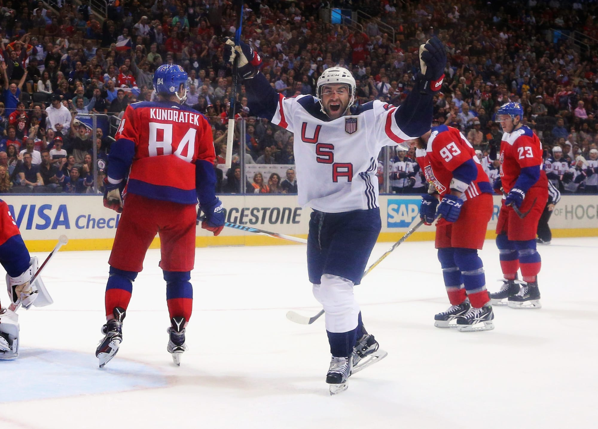 New Jersey Devils: American Presence On The Roster
