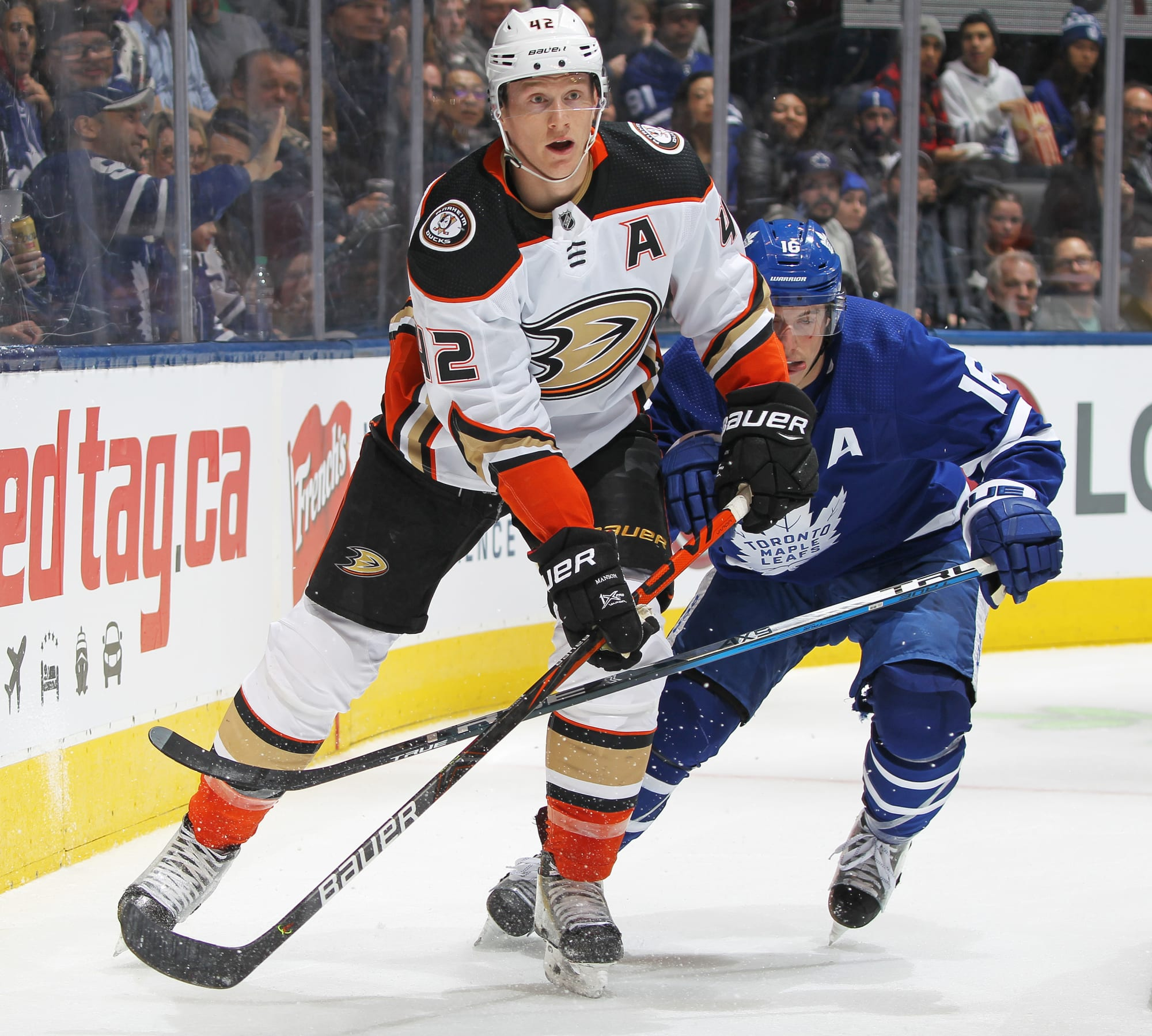 Anaheim Ducks: Maple Leafs Draft Day Loss Creates Trade Opportunity