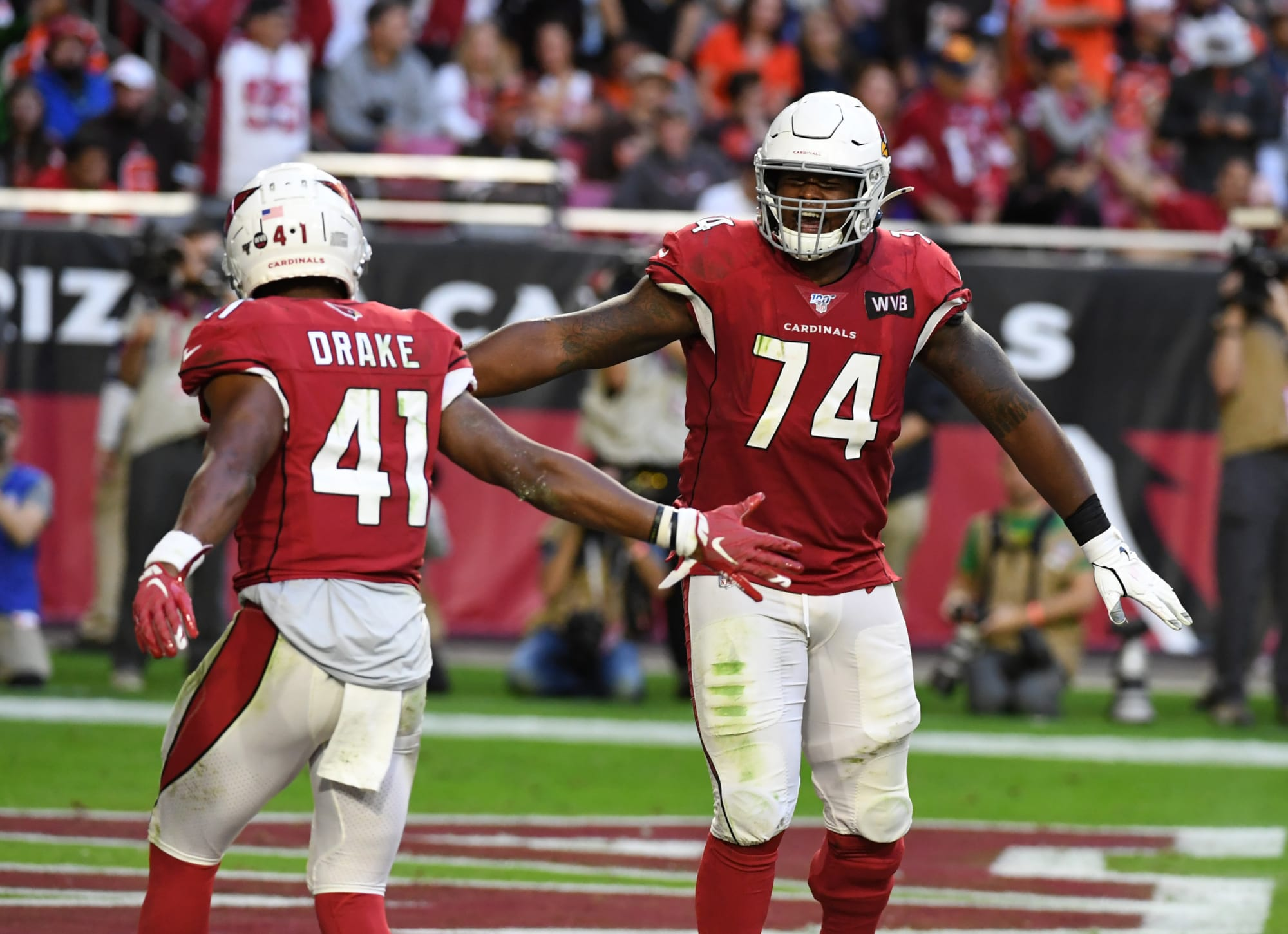 State of the Arizona Cardinals offensive line