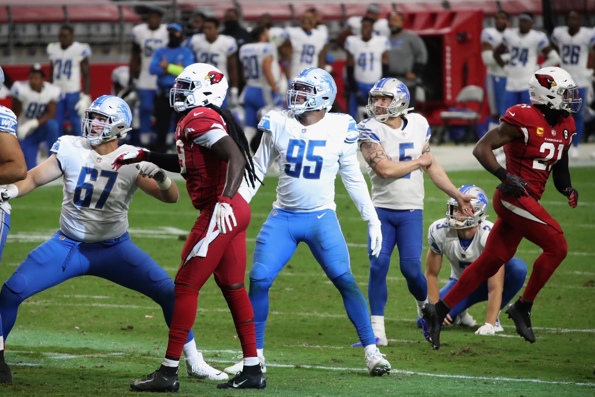 Arizona Cardinals must add a kicker to the roster to compete with Prater