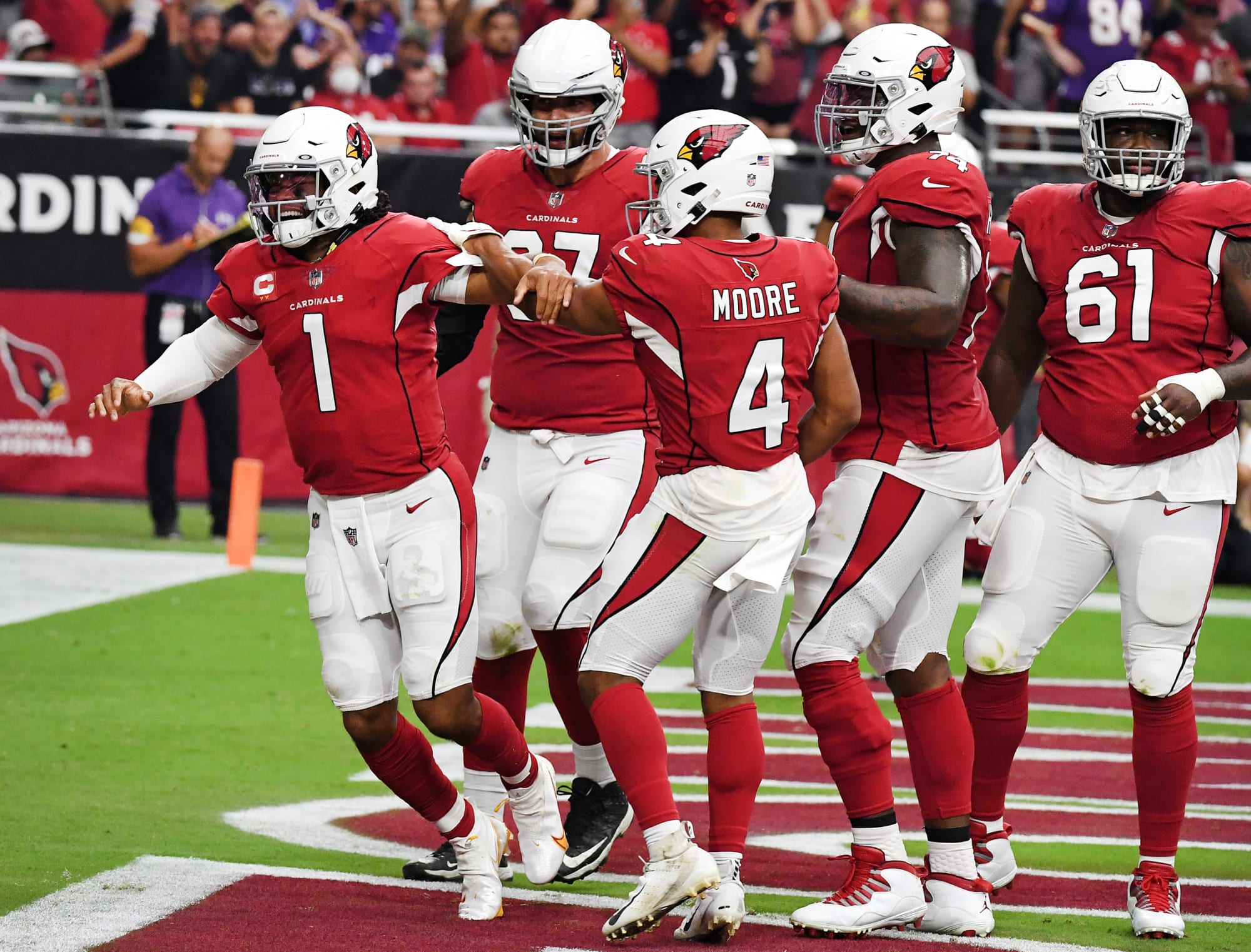 Outstanding plays by Cardinals QB Kyler Murray outweighs his mistakes
