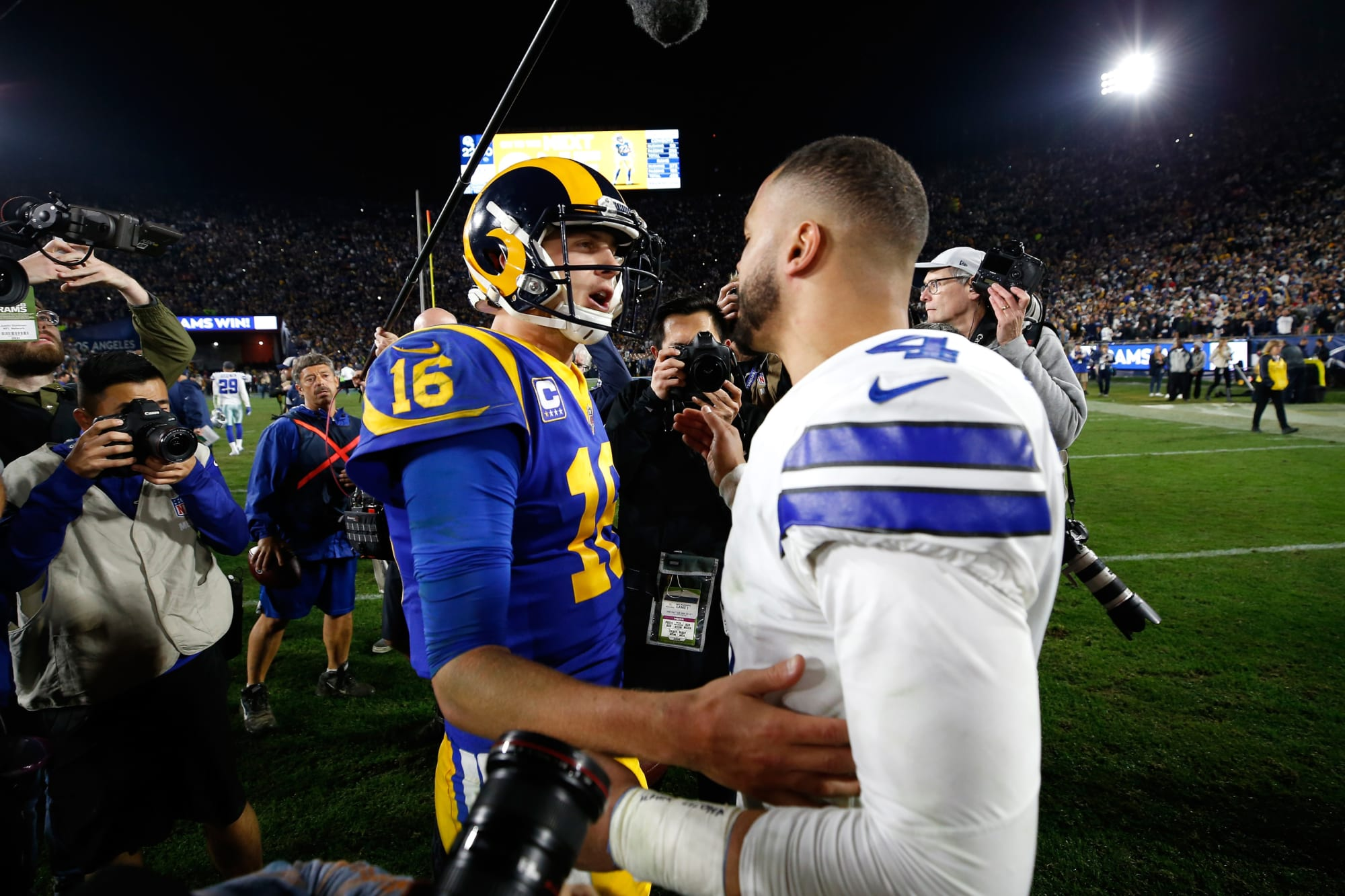 LA Rams News: 5 Jersey swaps we won't see in 2020