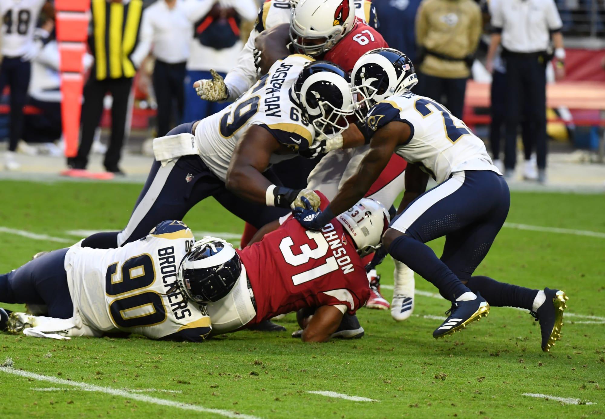 LA Rams News: David Long Jr. healthy scratch to standout slot CB