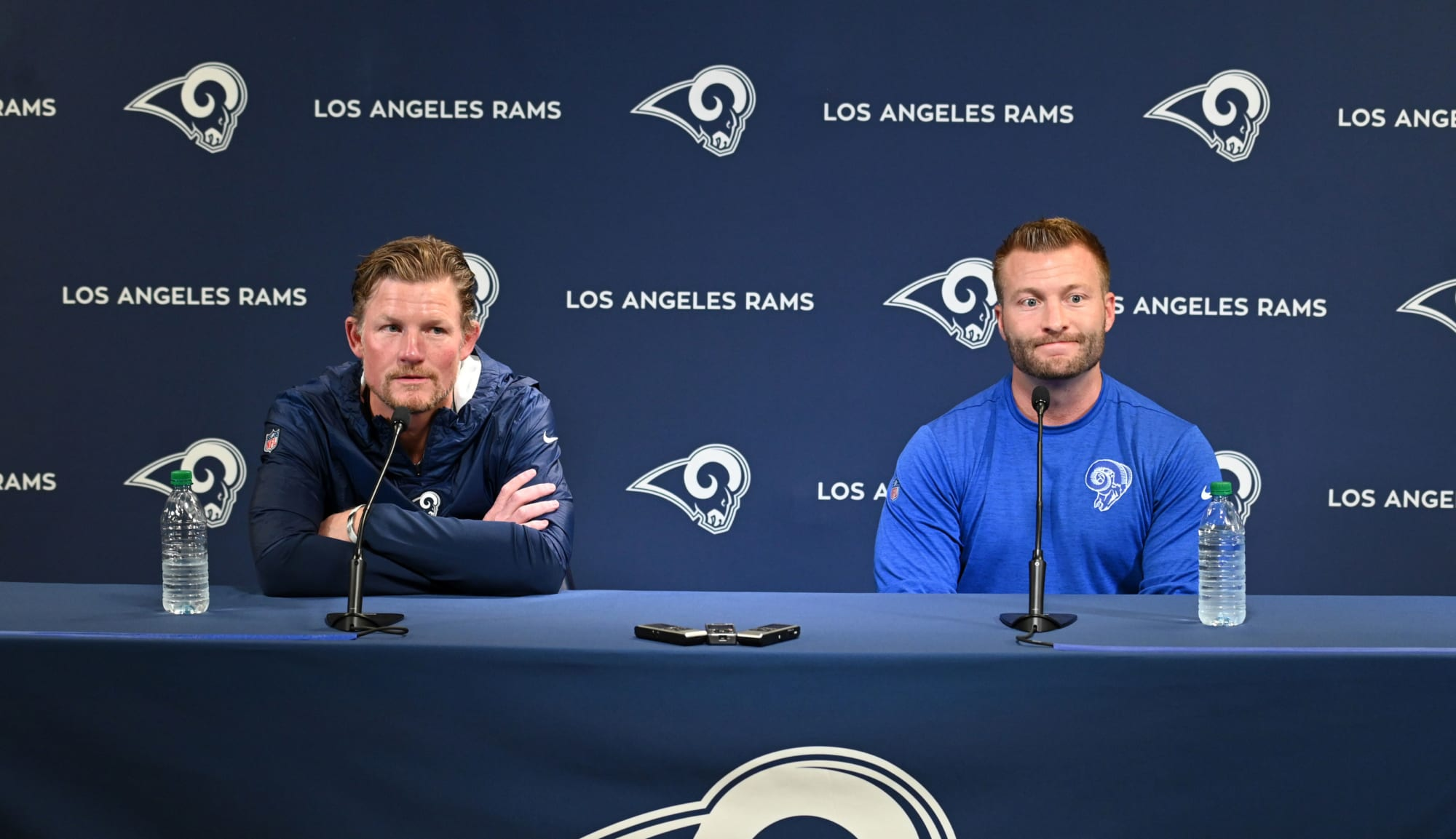 Can the LA Rams overcome this many defections?