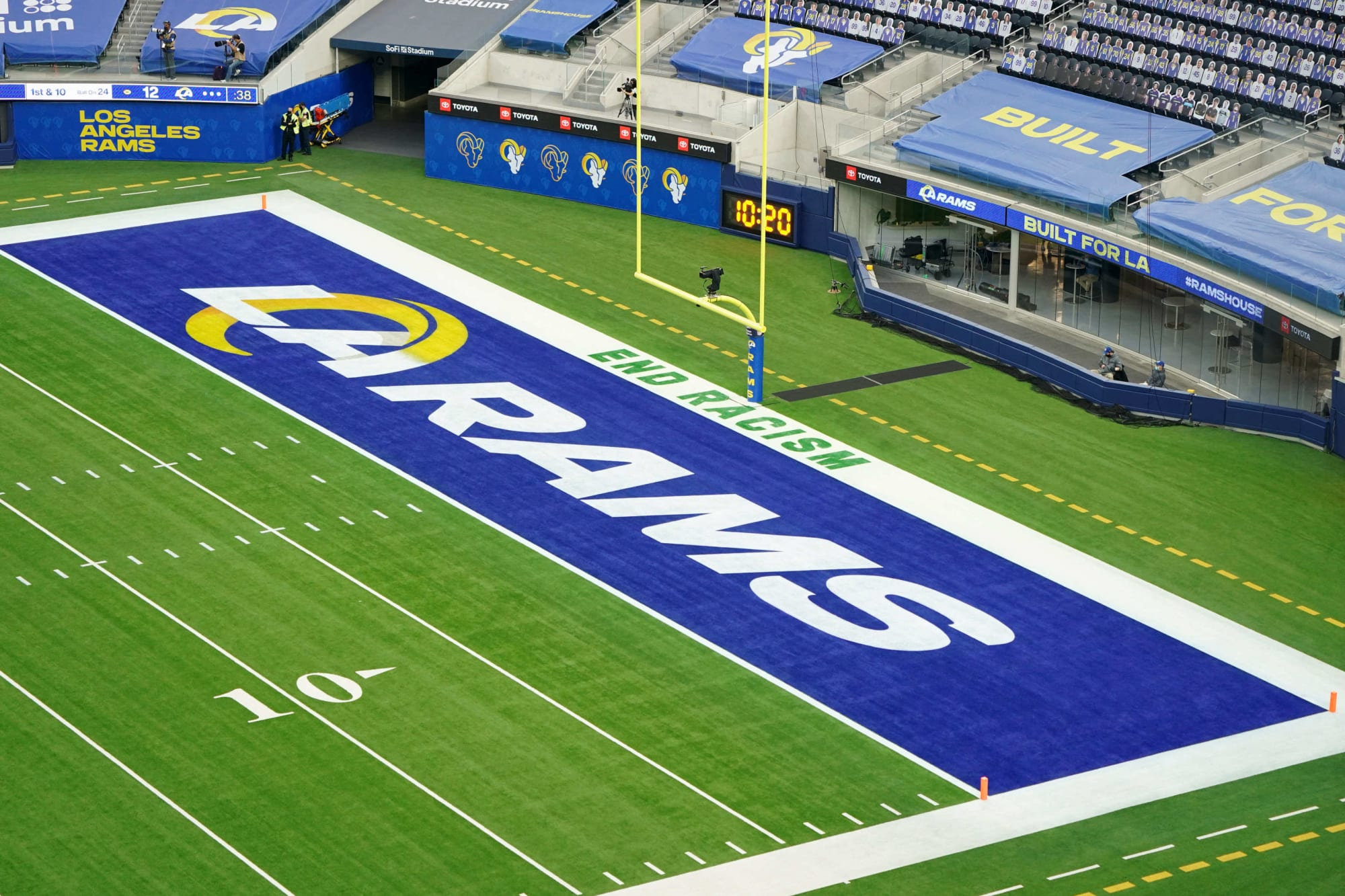 LA Rams 2021 schedule: Rams rapid review and reveal