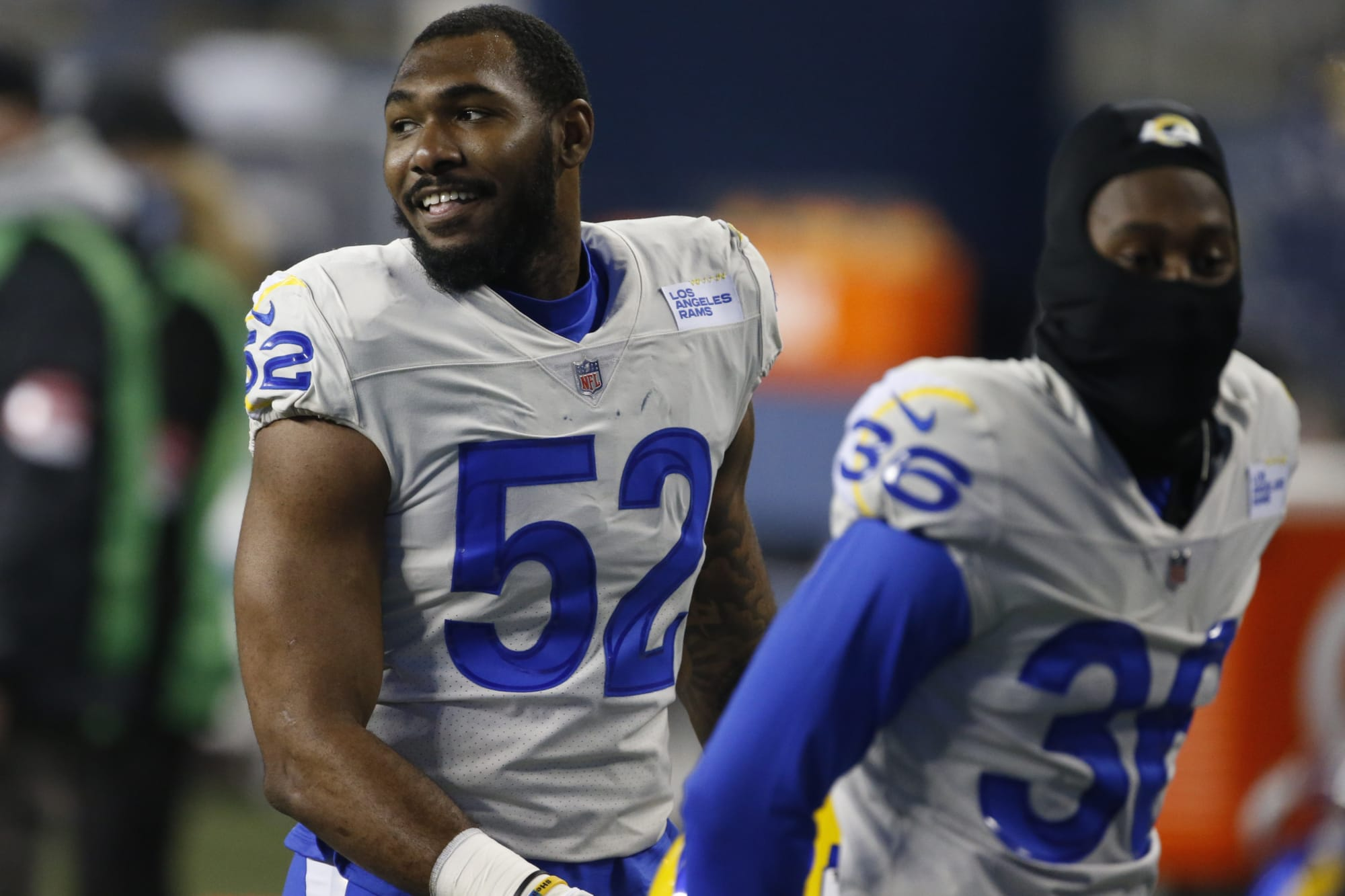 LA Rams need whatever OLB Terrell Lewis can deliver this year