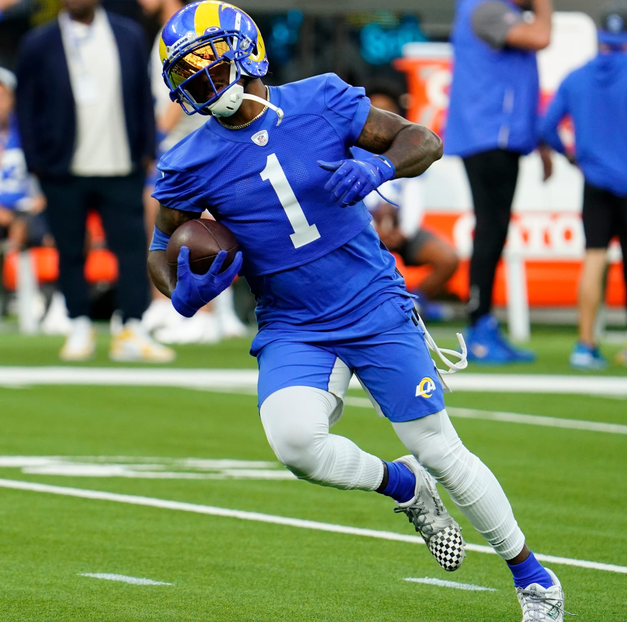 LA Rams: DeSean Jackson sees a special offense emerging in 2021