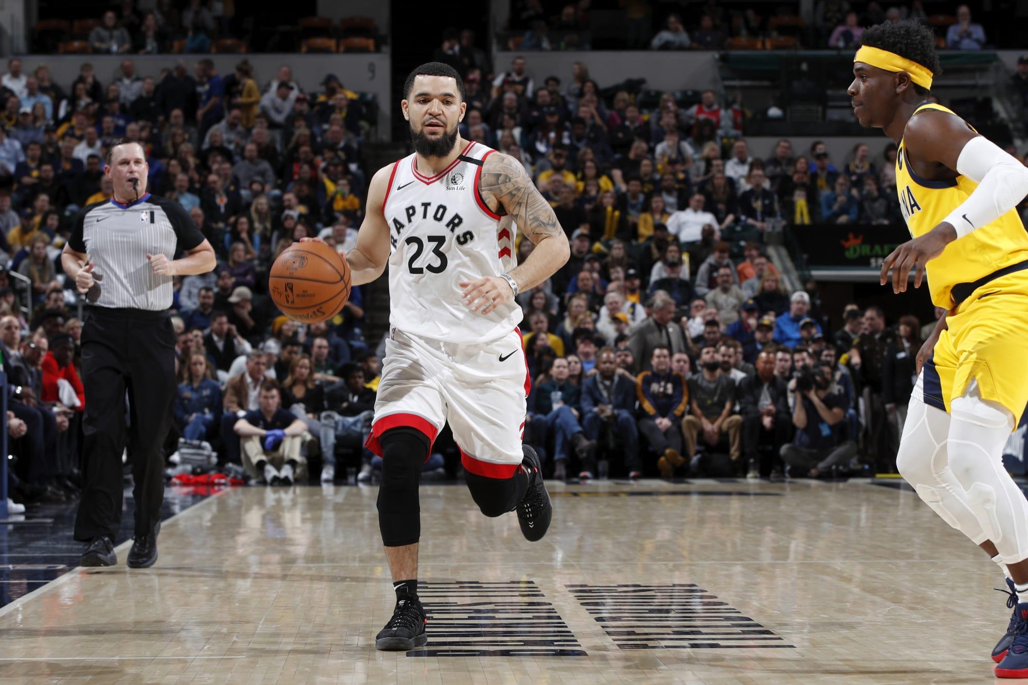 Toronto Raptors should give Fred VanVleet money he deserves