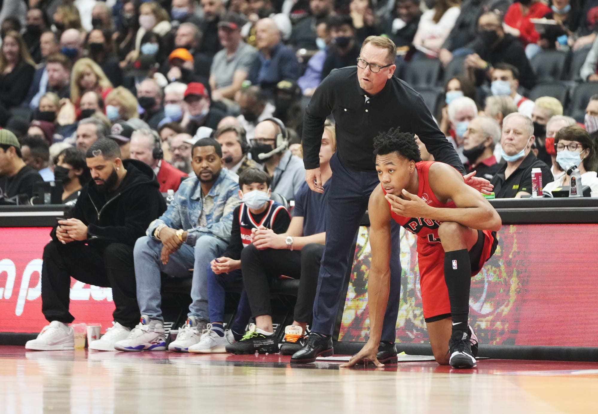Toronto Raptors: Game 1 loss still revealed squad's true identity