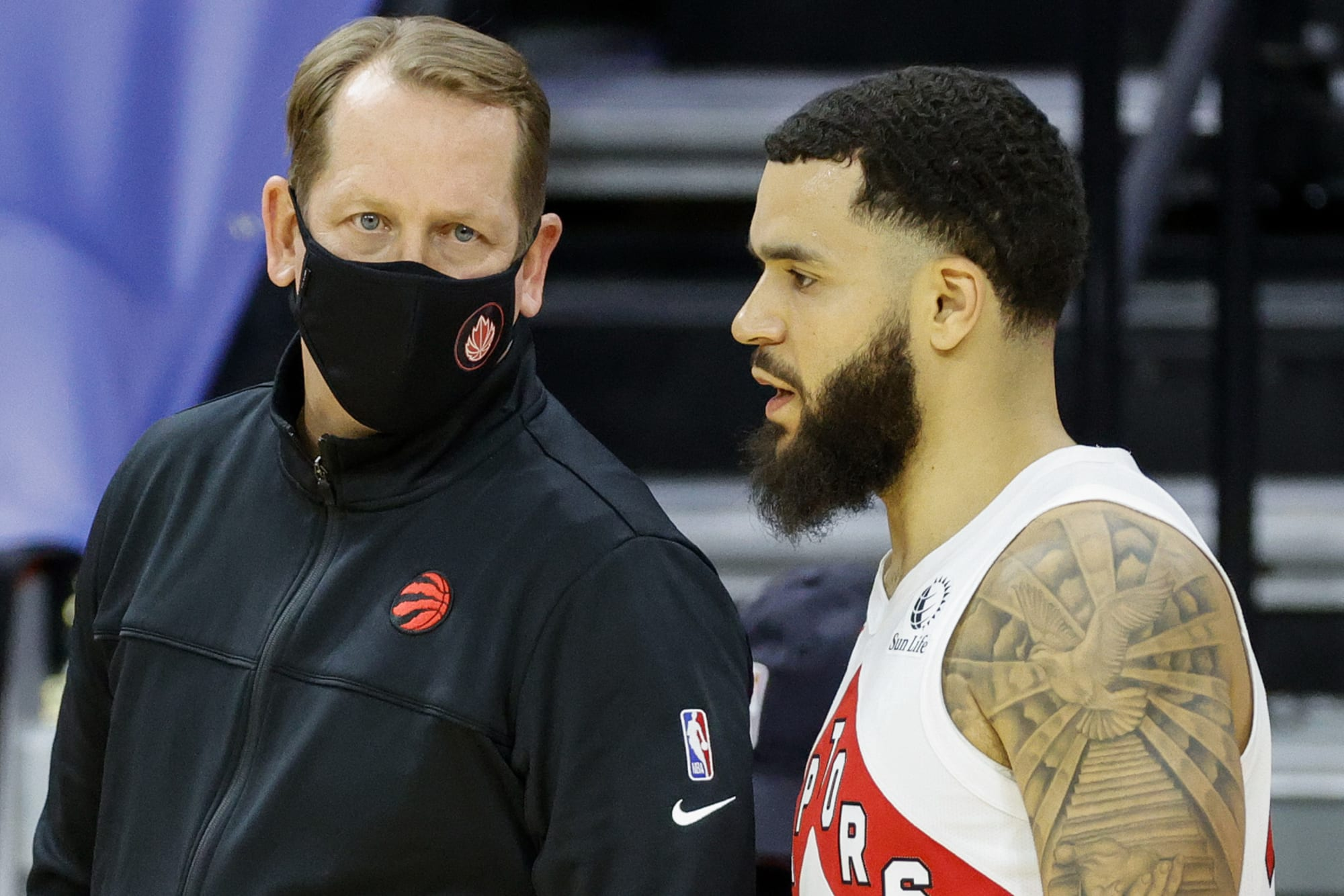 Toronto Raptors: Fred VanVleet and Nick Nurse call out NBA for shoddy play-in tournament