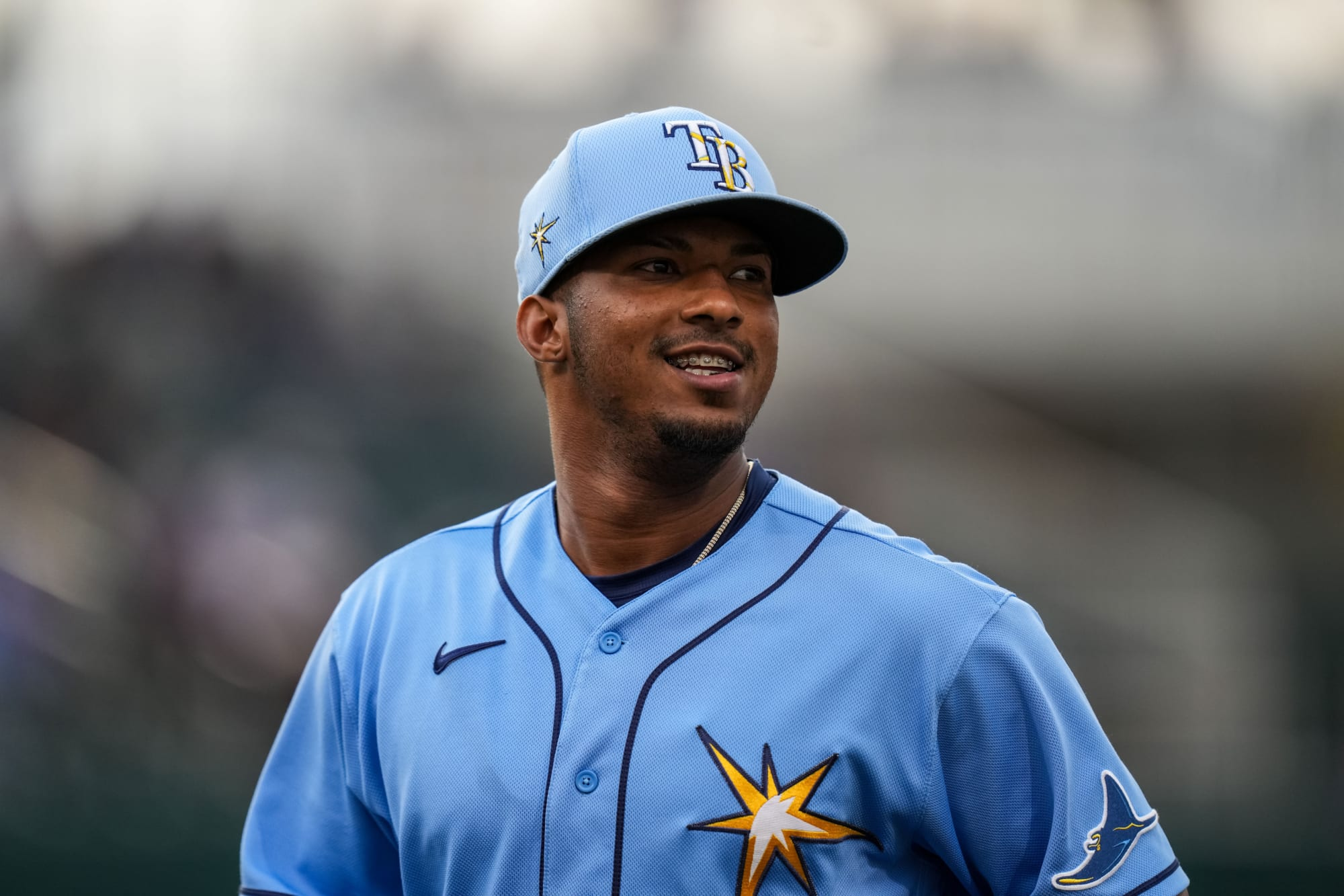 It's Wander Time: Tampa Bay Rays Call Up Prized Prospect Wander Franco