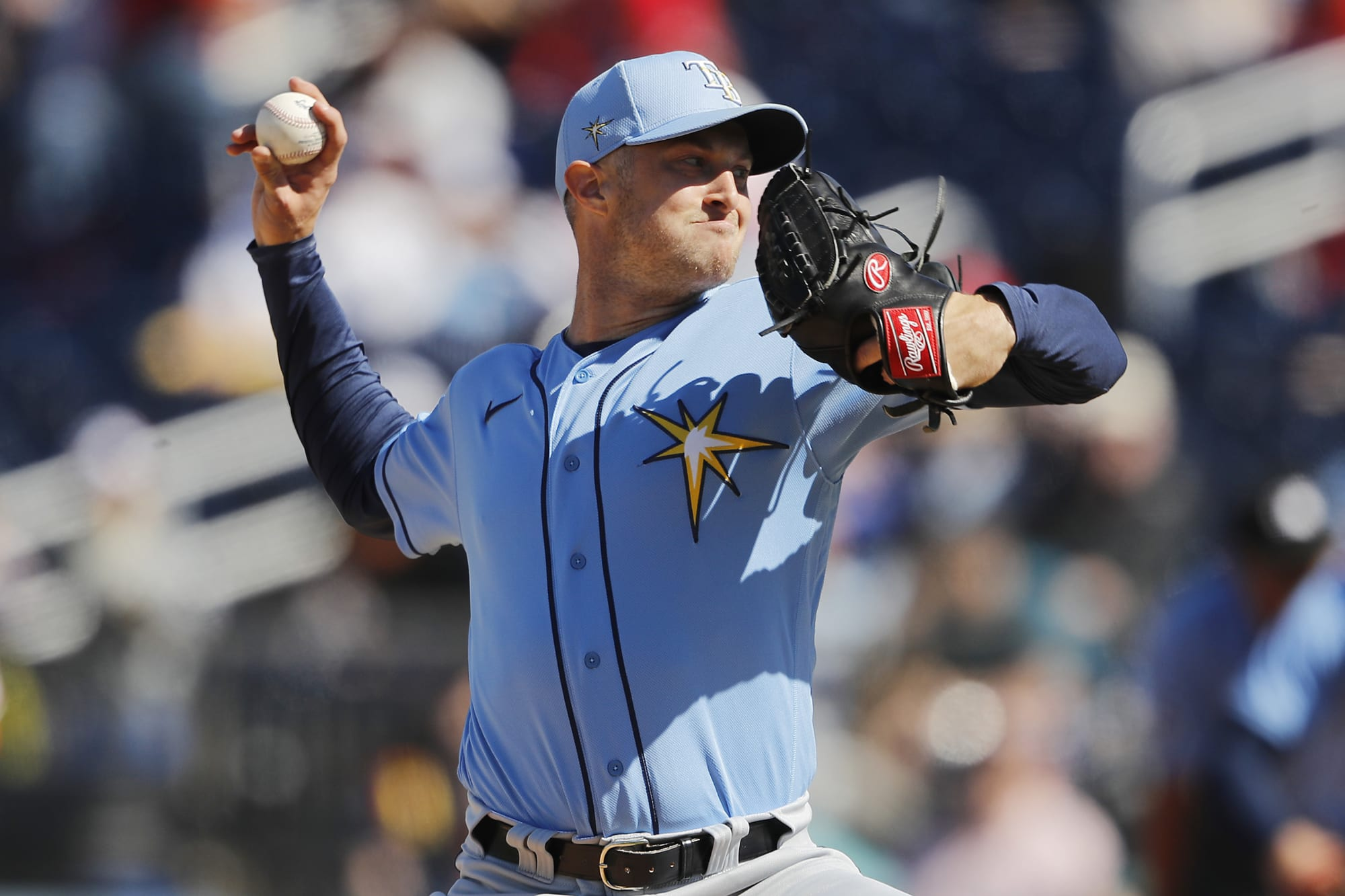 Tampa Bay Rays: Trevor Richards dominates in simulated game