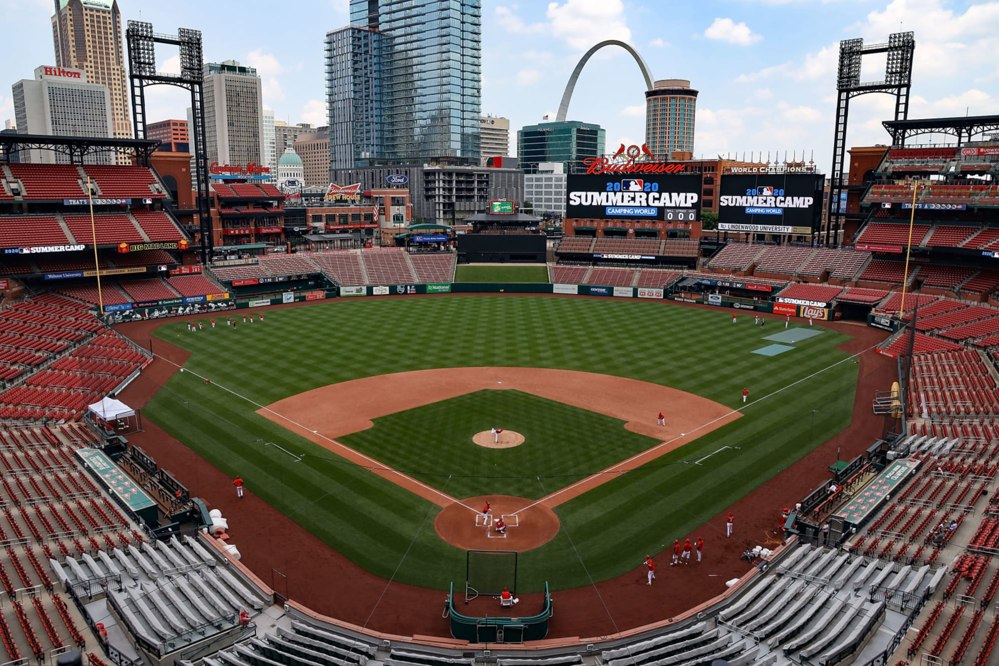 St. Louis Cardinals: Two wins and a loss in Springfield's roster