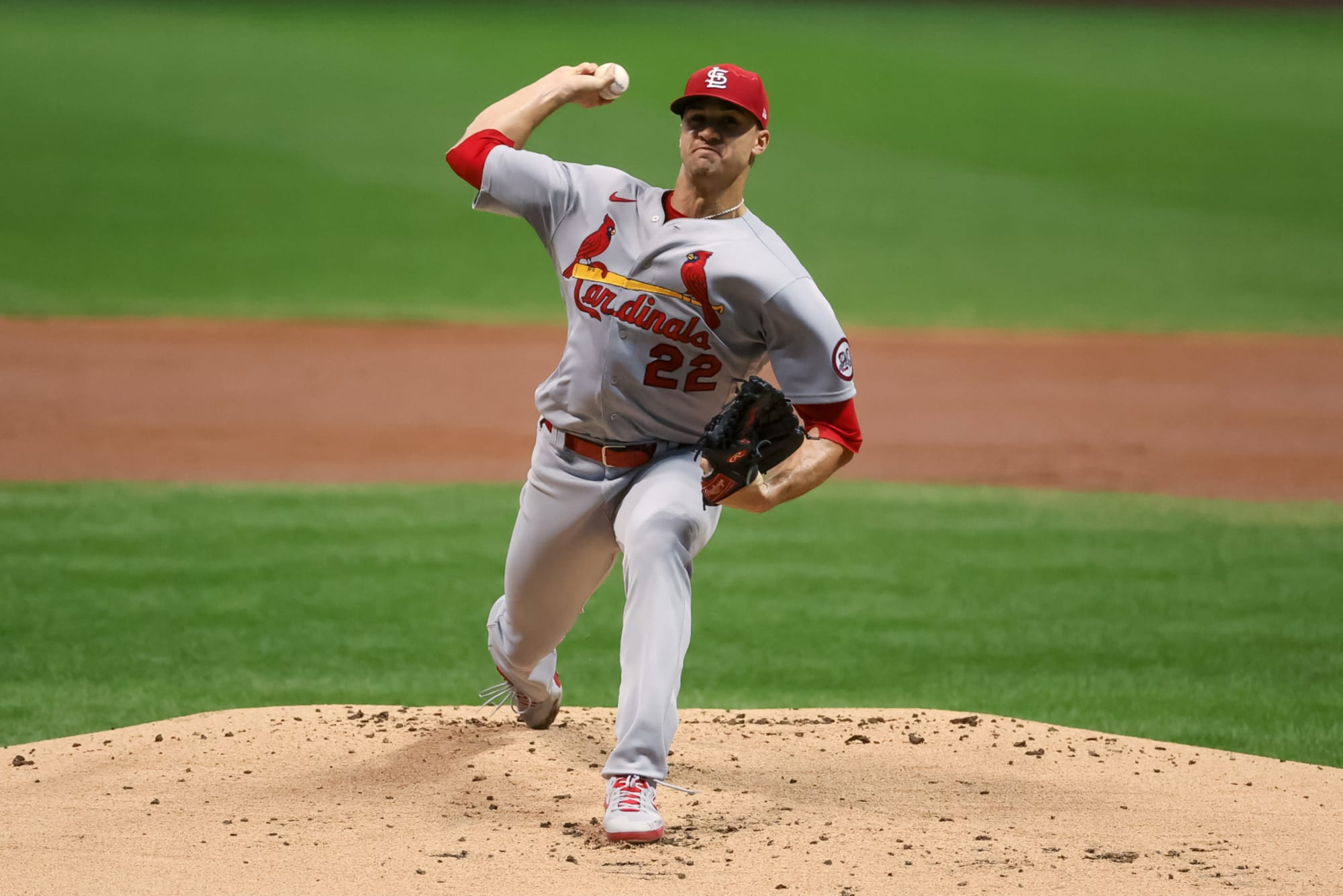 St. Louis Cardinals 2020 Report Card: Grading the starting pitching