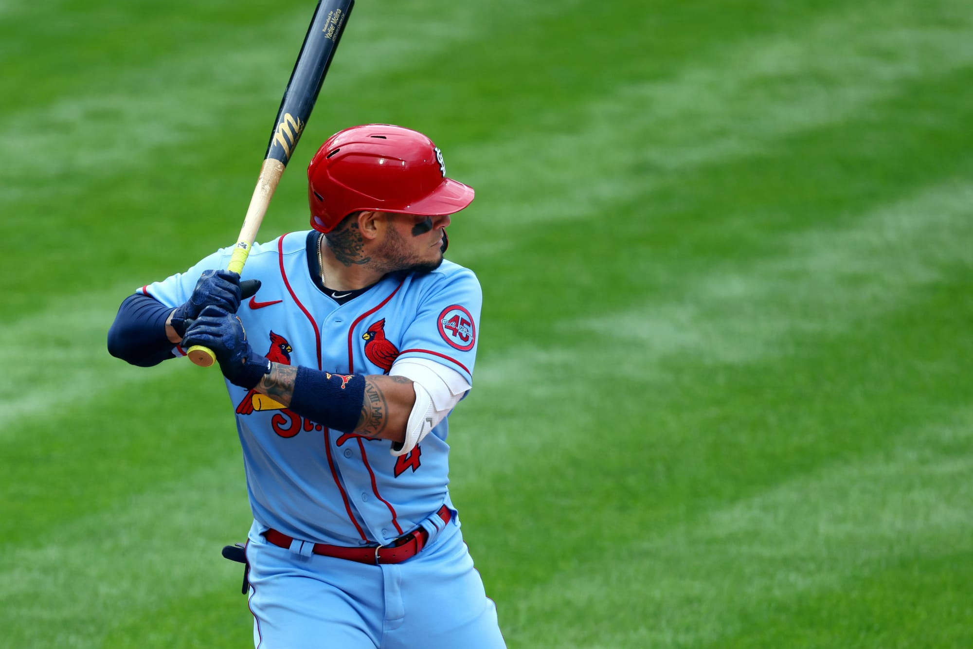 St Louis Cardinals News: Yadier Molina is back from the IL
