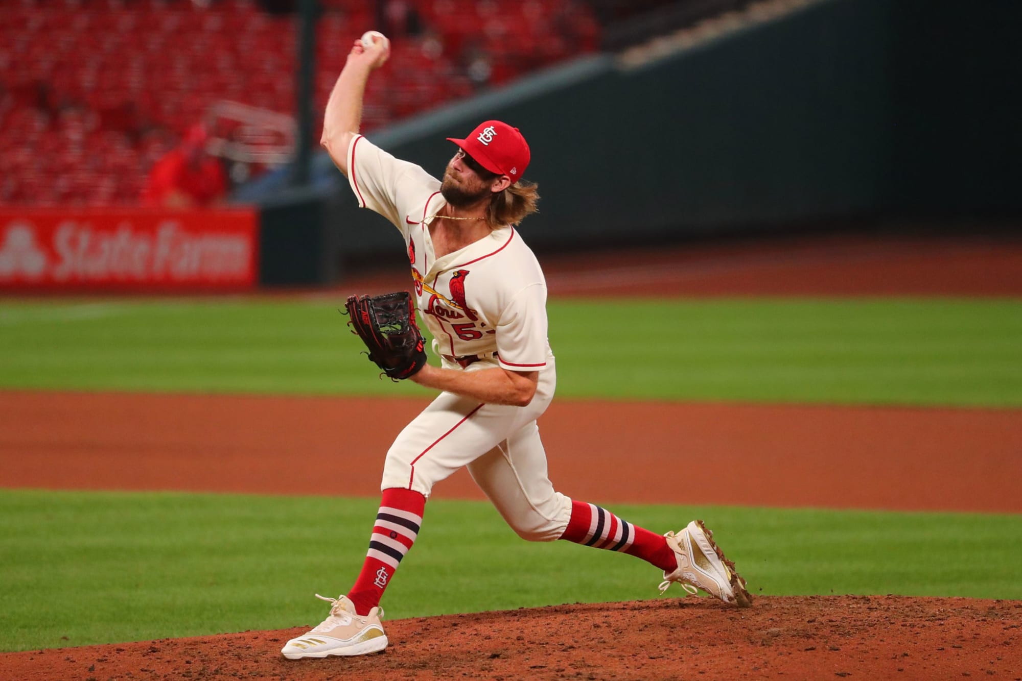 Cardinals Rumors: John Gant a potential trade candidate for St. Louis