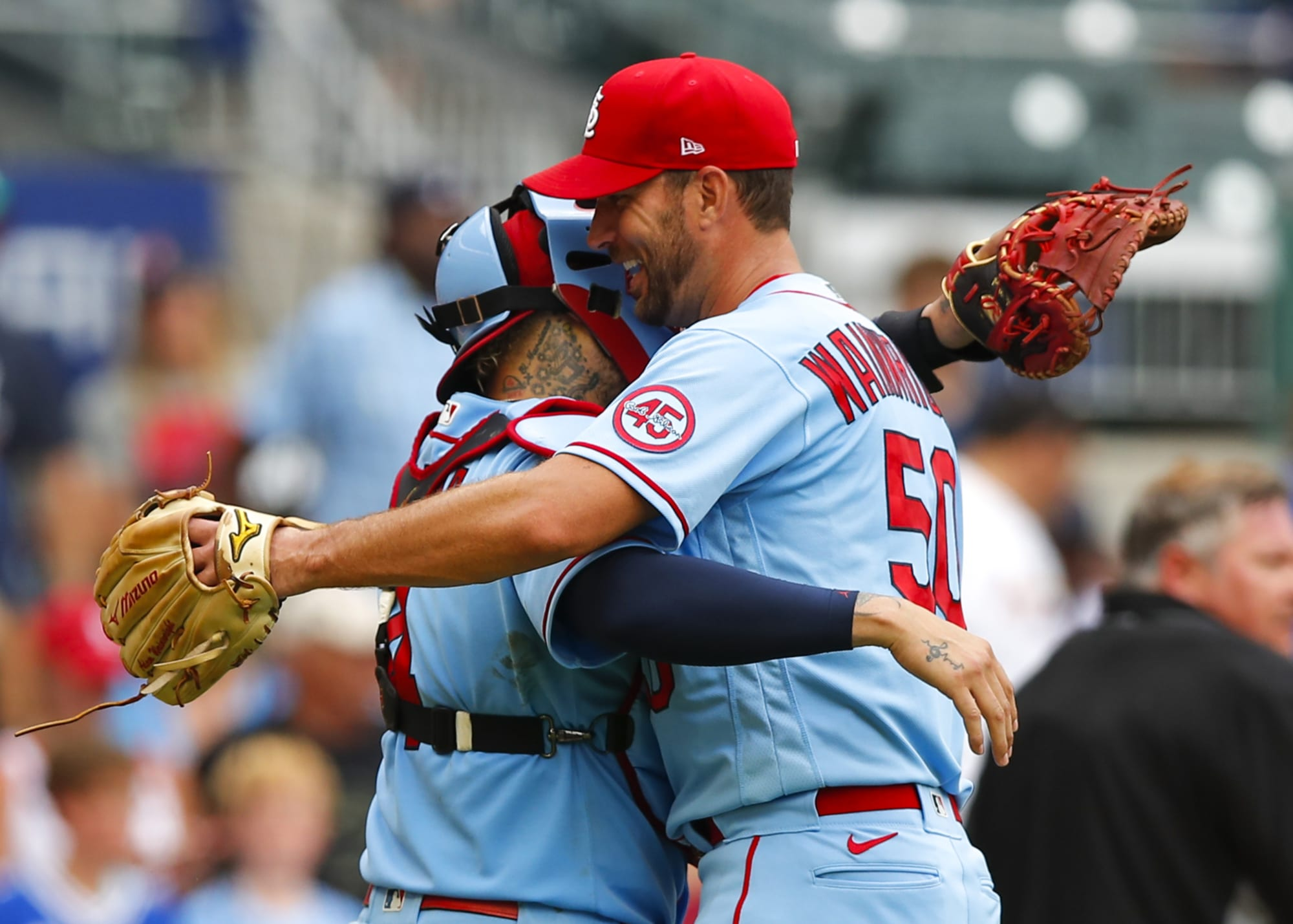 St. Louis Cardinals remain ugly in Atlanta against Braves