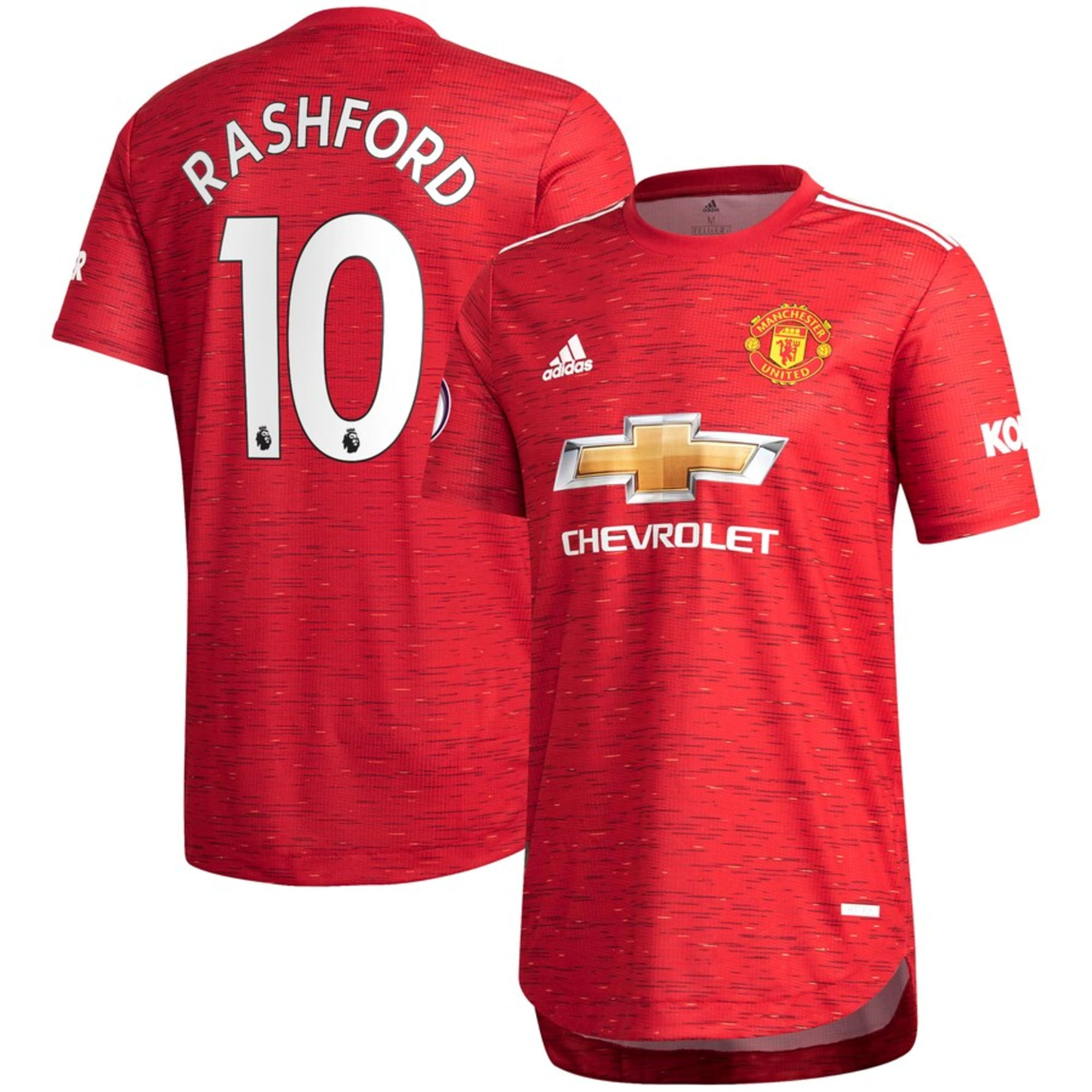 Manchester United Releases New Home Kits For 2020 2021 Season