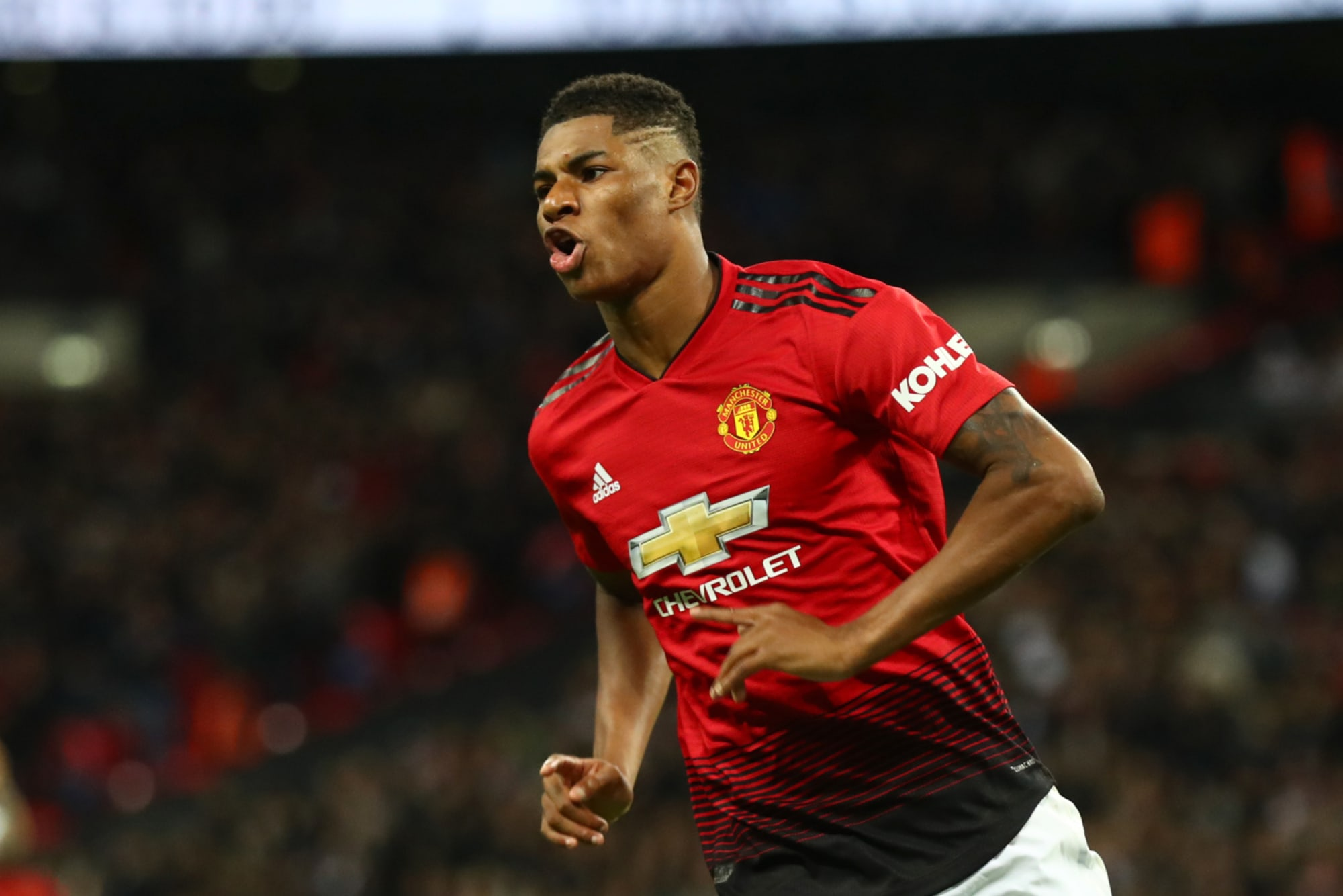 Marcus Rashford Can Prove He Is World Class Against Psg In The Champions League