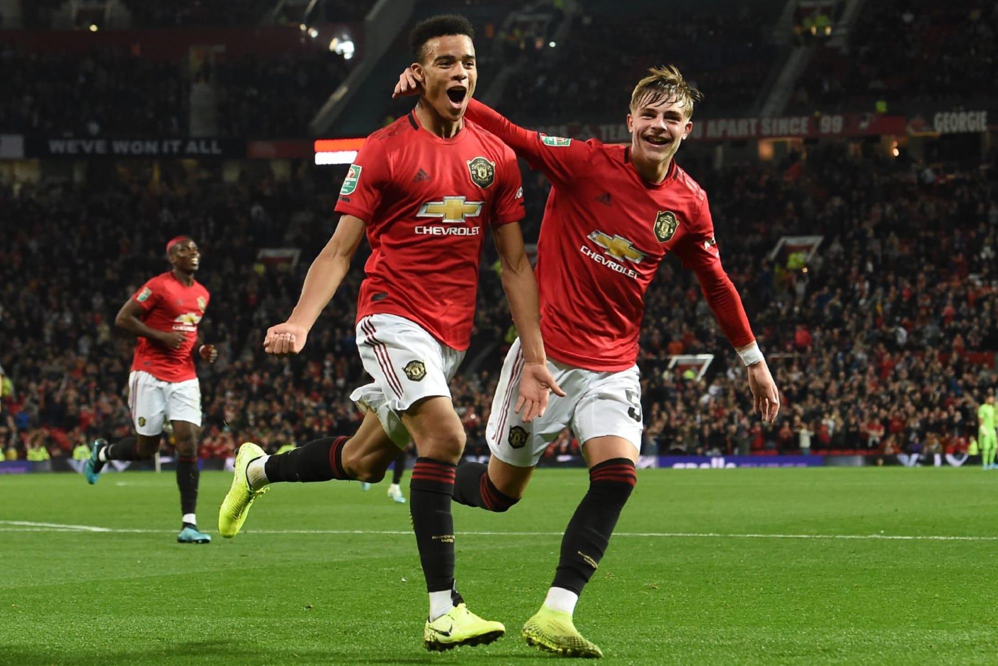 Manchester United Actually Win The Romelu Lukaku Mason Greenwood Debate