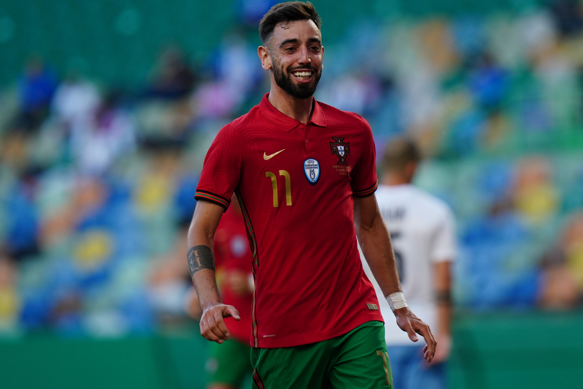 Bruno Fernandes recommends Portugal star to Manchester United