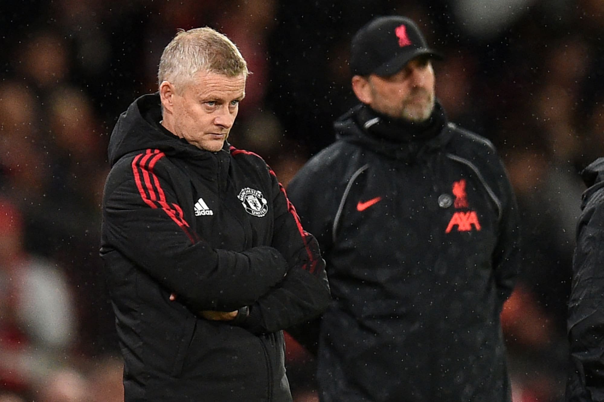 Ole Gunnar Solskjaer comments on his Manchester United future