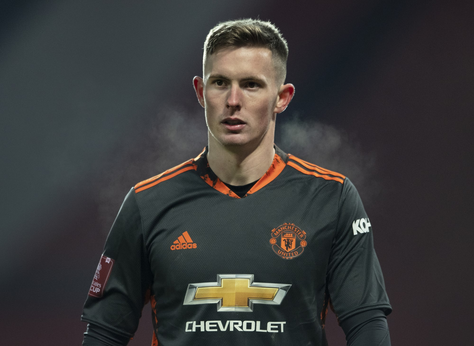 Manchester United have named Dean Henderson transfer price