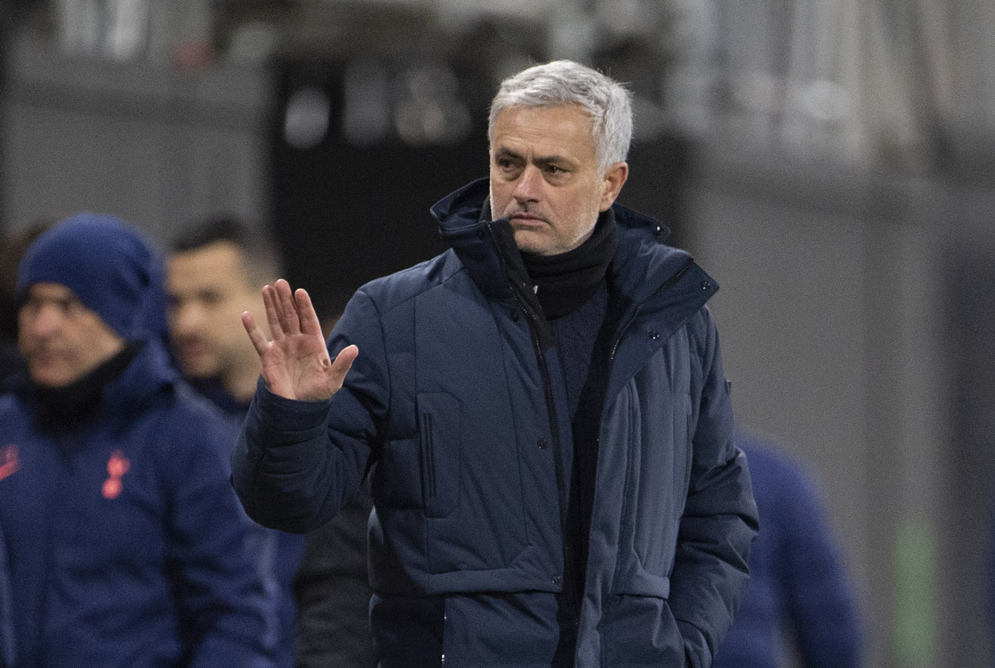 Jose Mourinho's AS Roma linked with Manchester United player