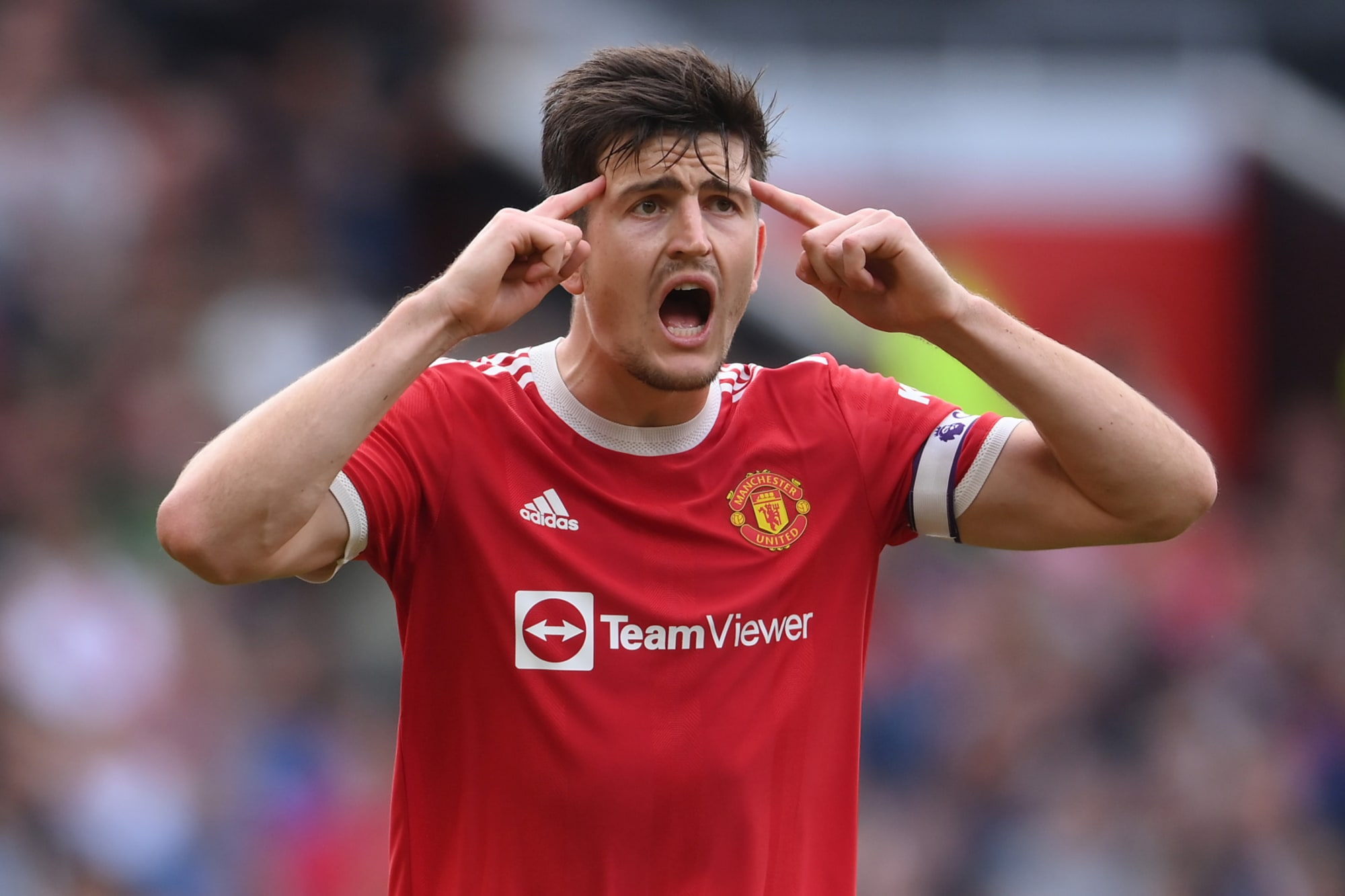 Manchester United handed massive Harry Maguire injury blow