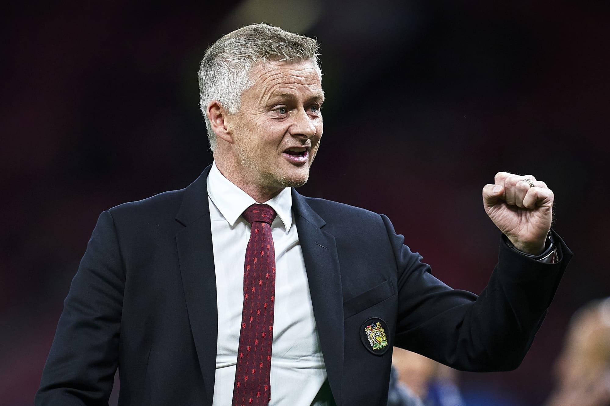 Manchester United loanee receives massive praise from Solskjaer