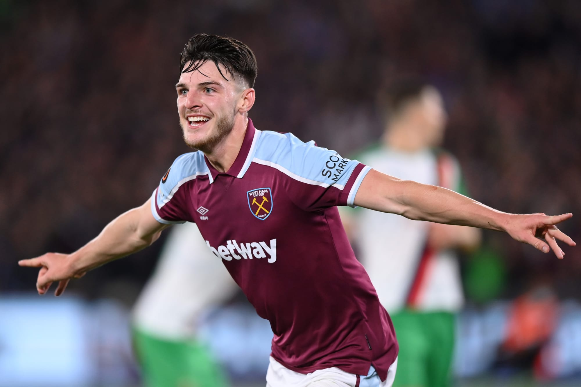 Manchester United handed massive Declan Rice transfer boost