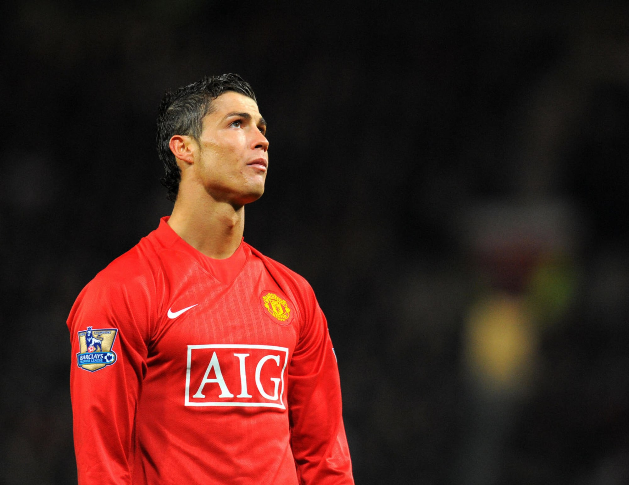Cristiano Ronaldo appears to drop hint about Manchester United return