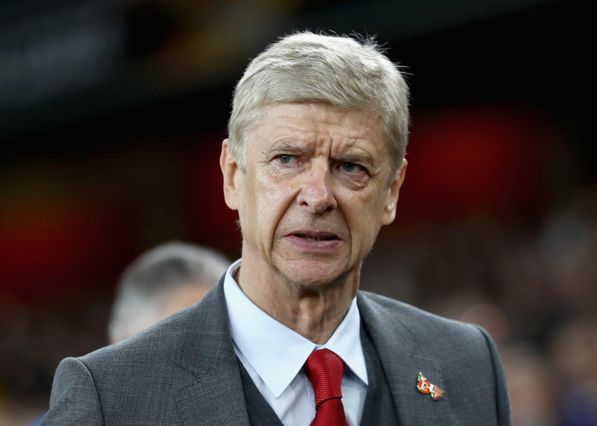 Arsene Wenger sends warning to Manchester United manager