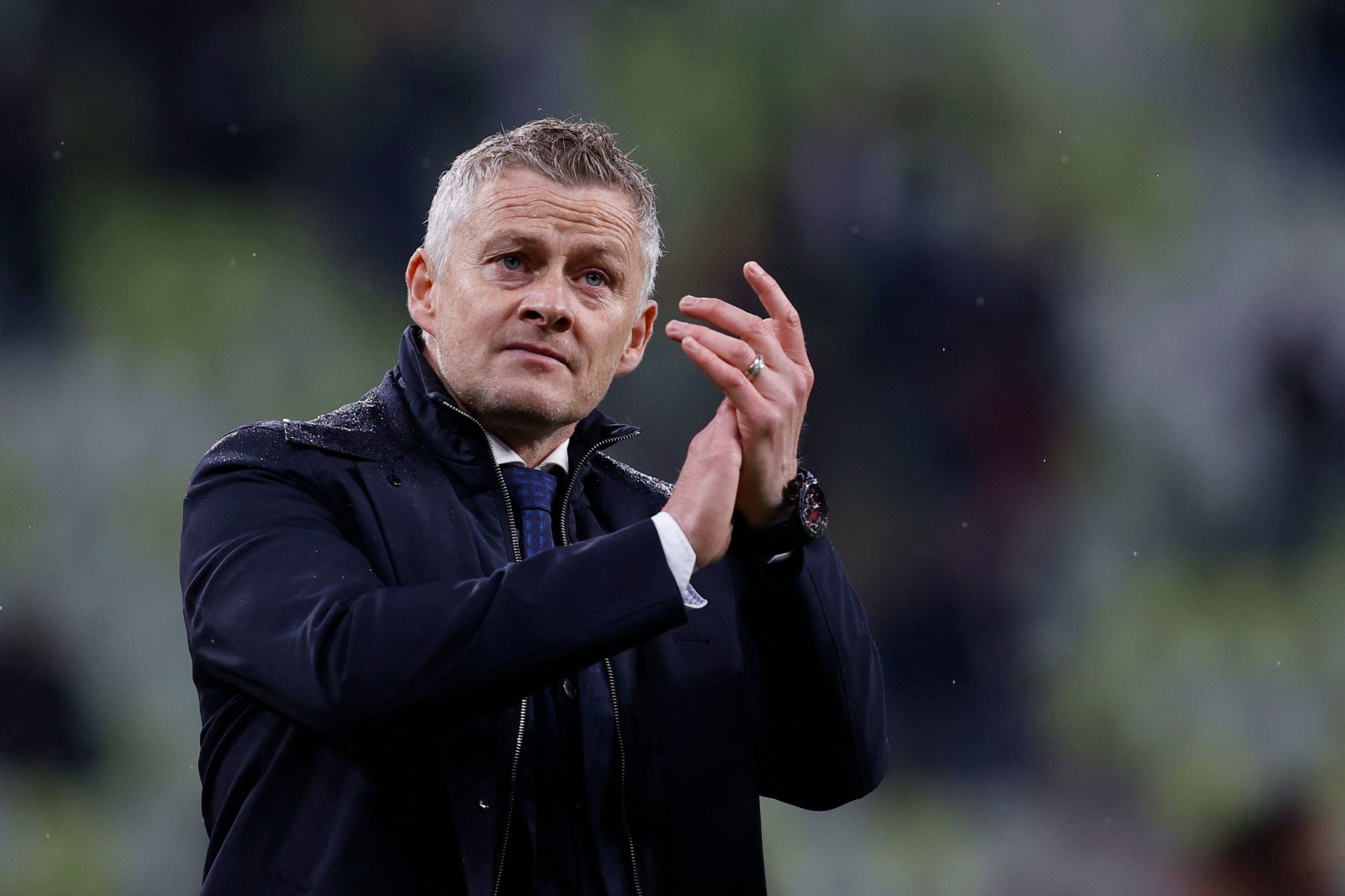 Ole Gunnar Solskjaer drops hint about Manchester United star's future