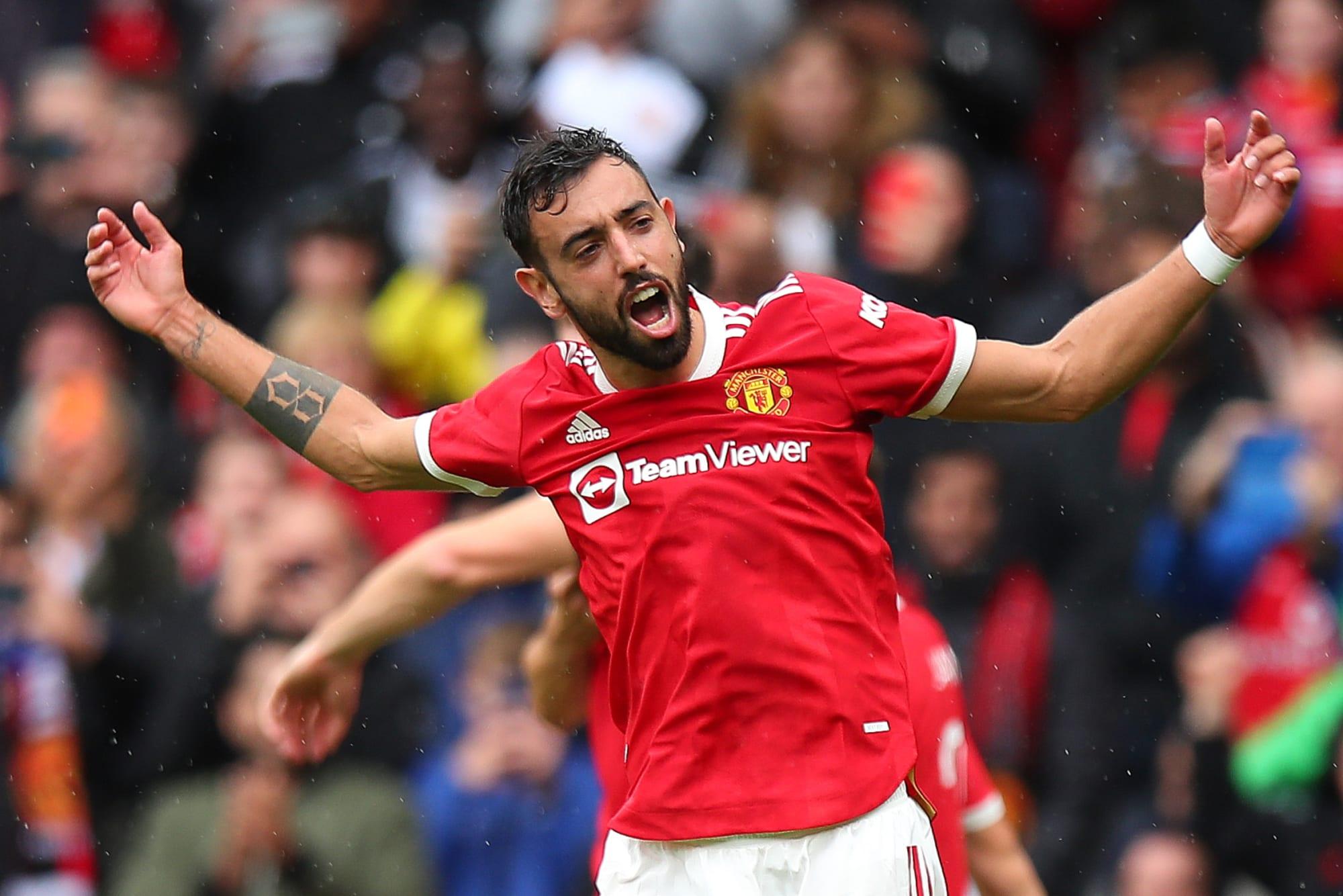 Bruno Fernandes has made Manchester United future decision - Red Devil Armada