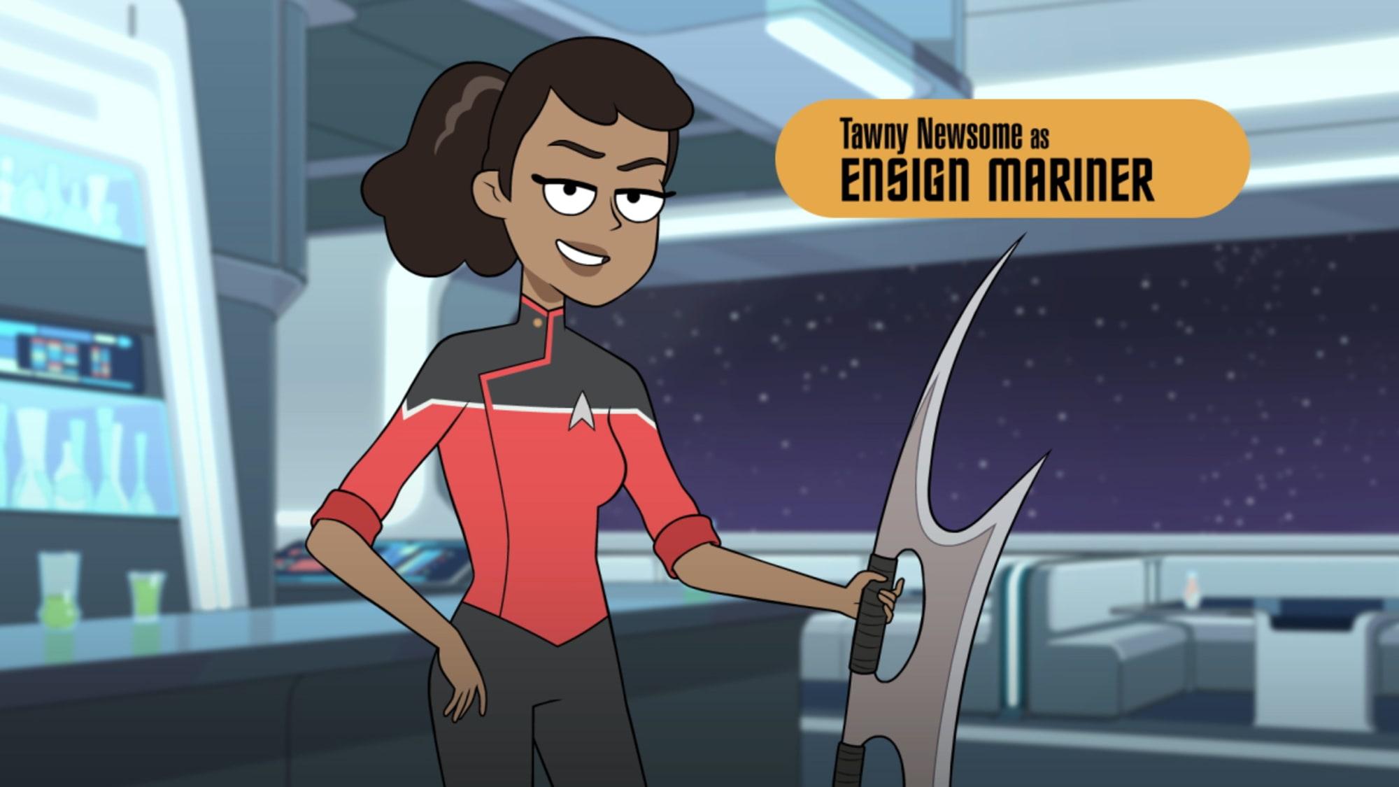 Star Trek: Lower Decks is even worse after giving it a second chance