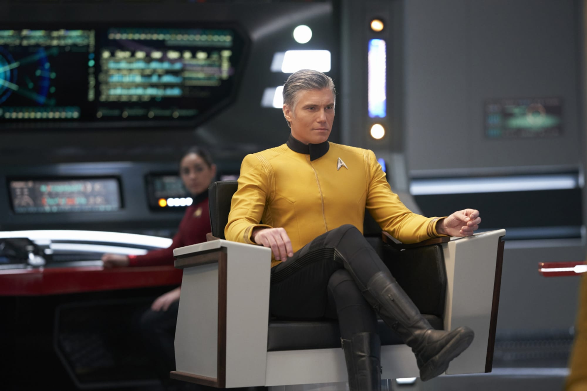 Strange New World wraps shooting nearly 56 years after second Star Trek pilot