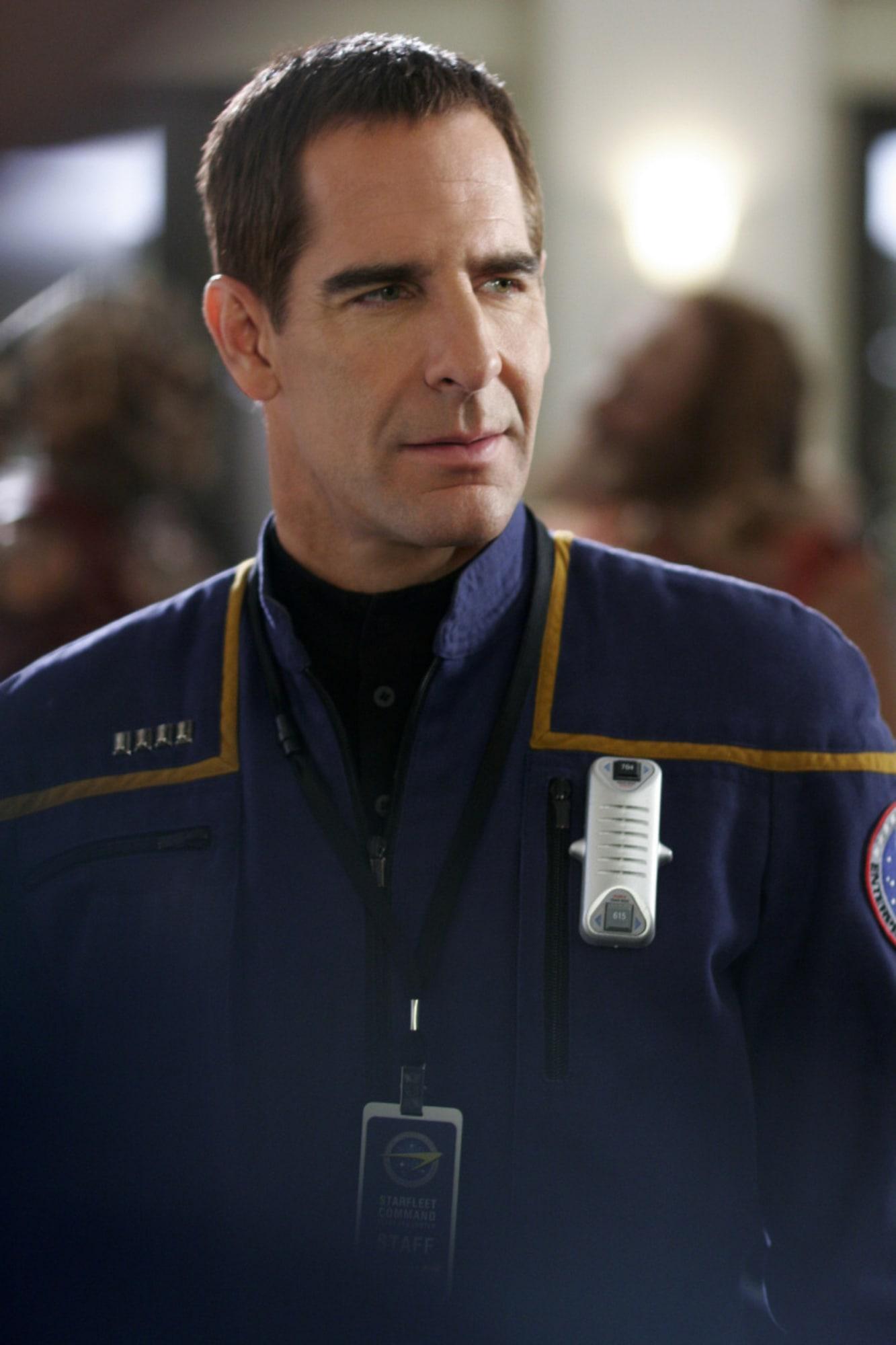 One Enterprise finale had a deranged Captain Archer