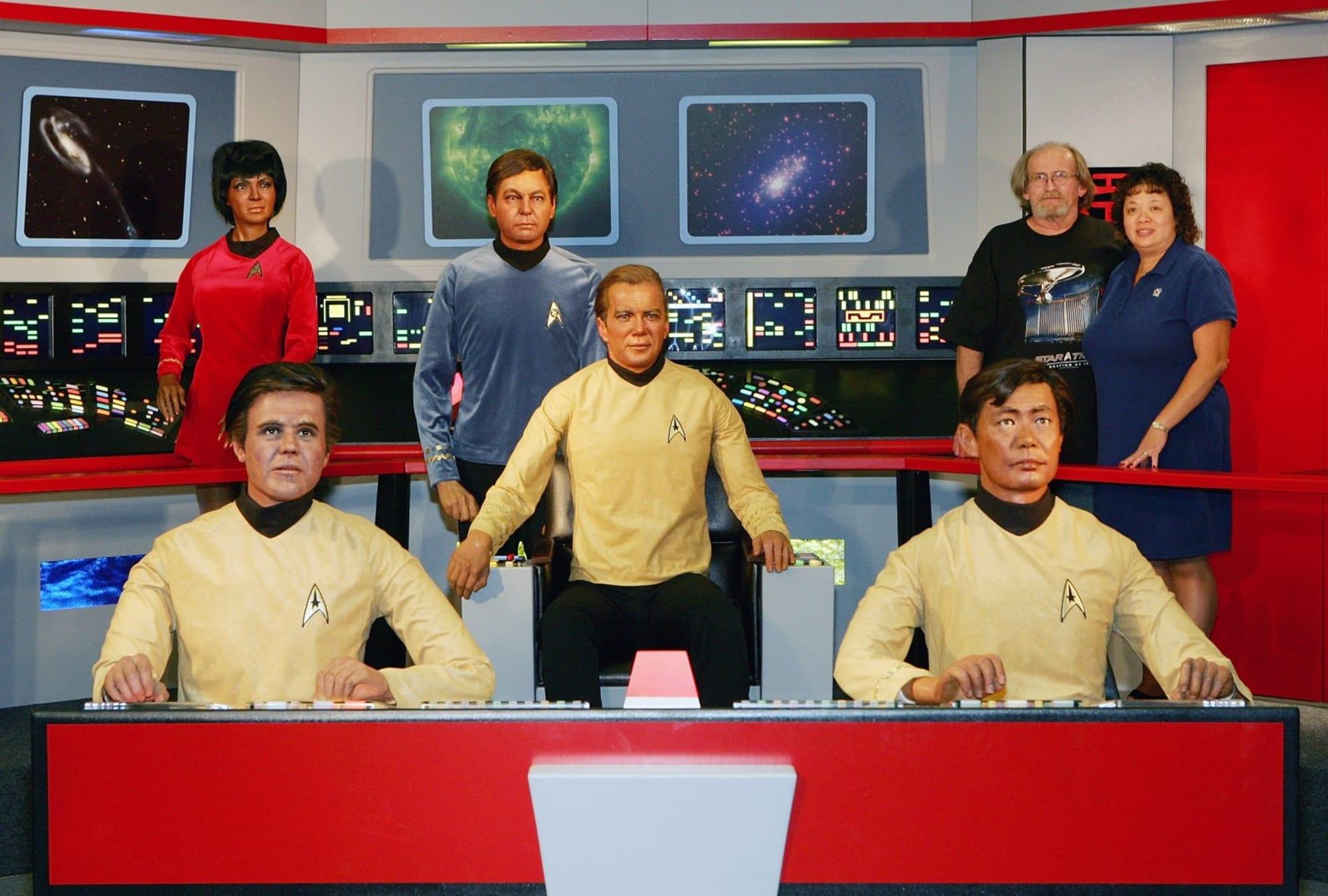 SyFy's Warp Factor gives Star Trek fans a good look at Captain Pike so far