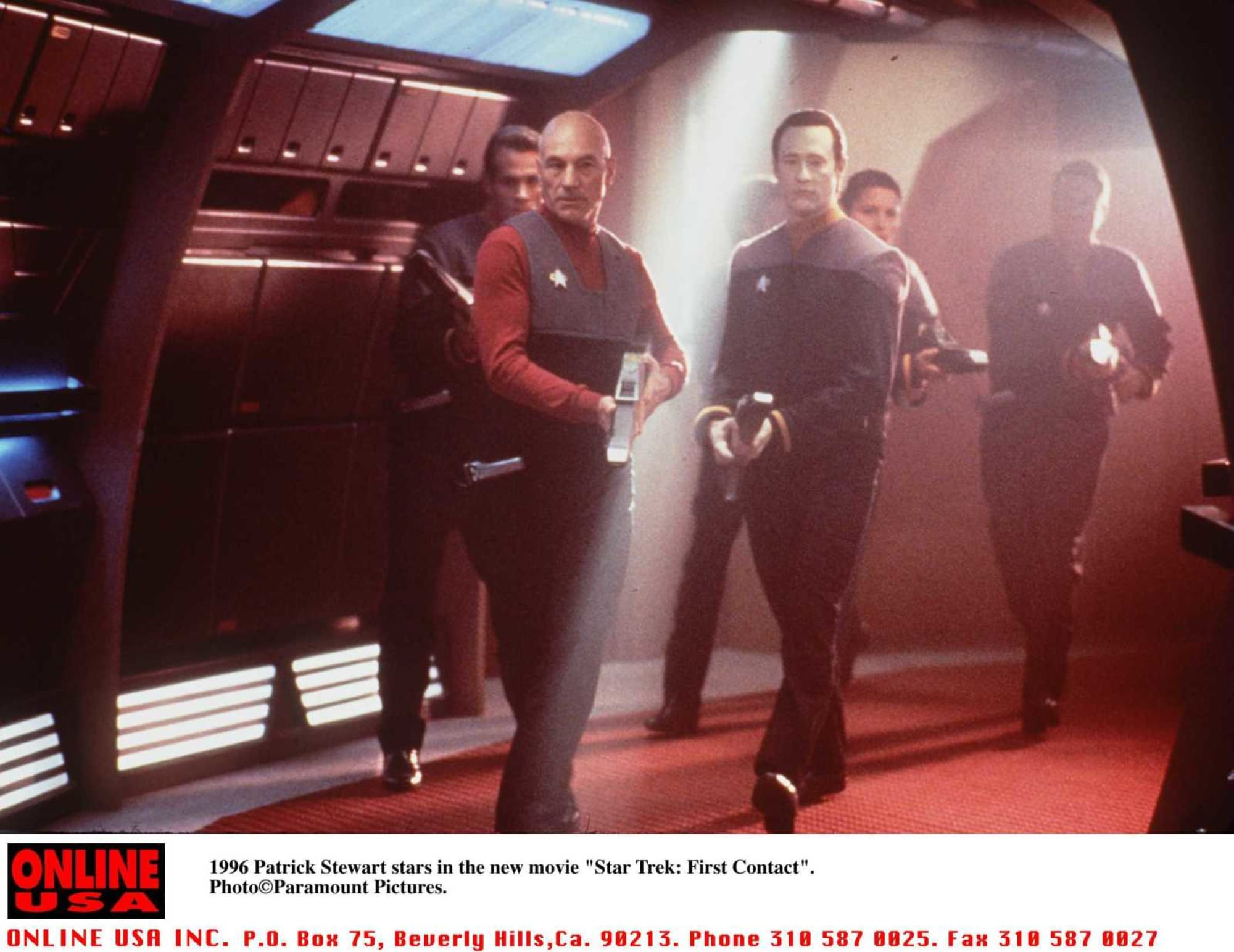Star Trek: First Contact may very well be the best of the Trek films
