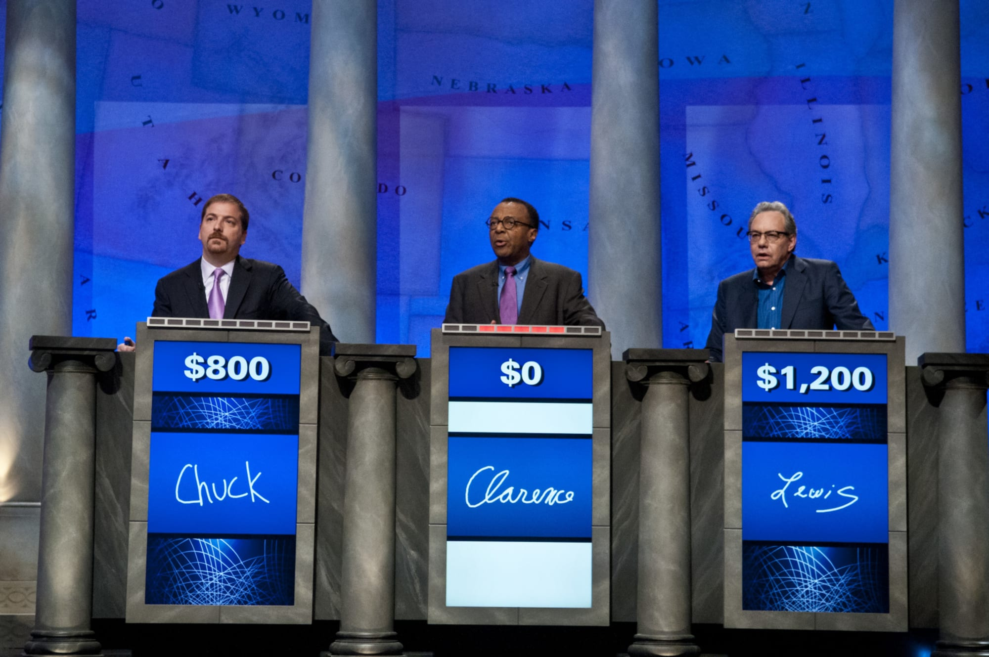 Relive another time on Jeopardy! when Star Trek: Voyager was featured