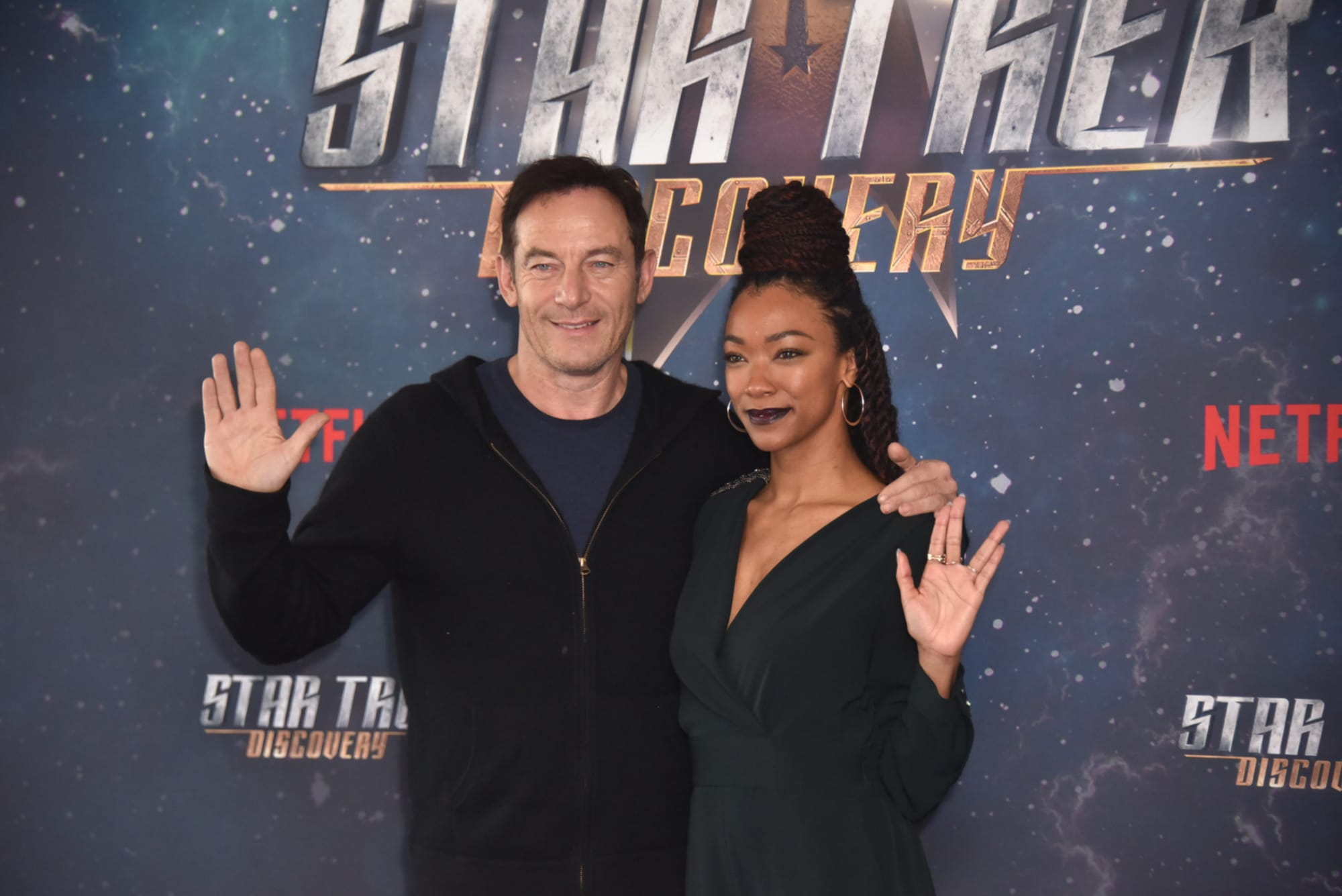 Jason Isaac has a simple condition for returning to Star Trek: Discovery