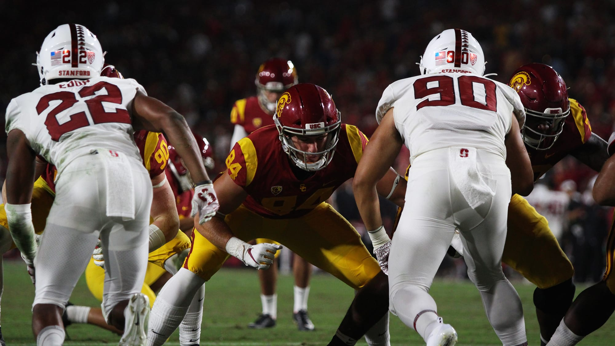 USC football recruiting: Trojan TE target sets commitment date for Friday