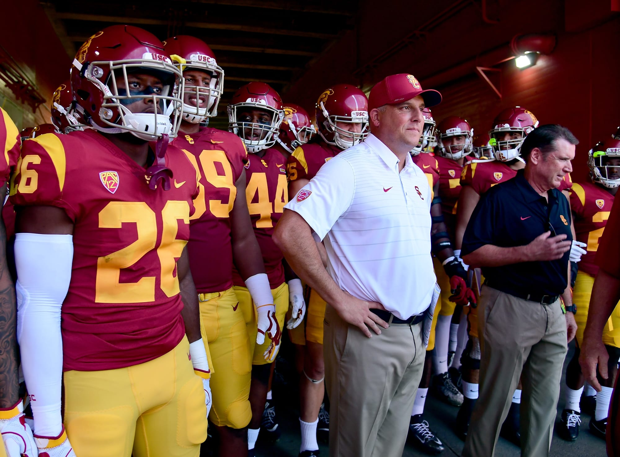 Which College Football Opponents Could Usc Schedule In The Future