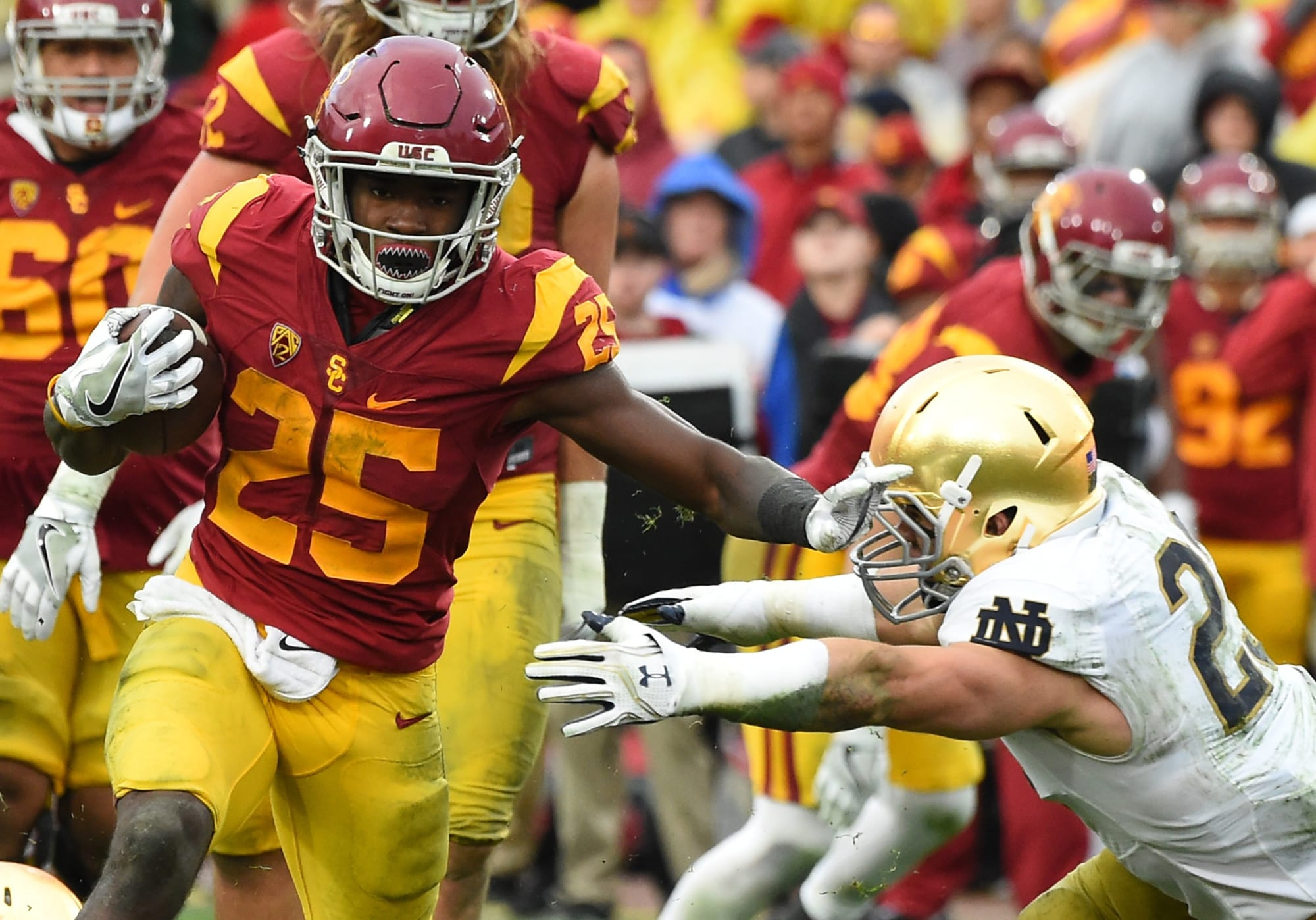 Ranking USC football's Top 5 running backs since 2000