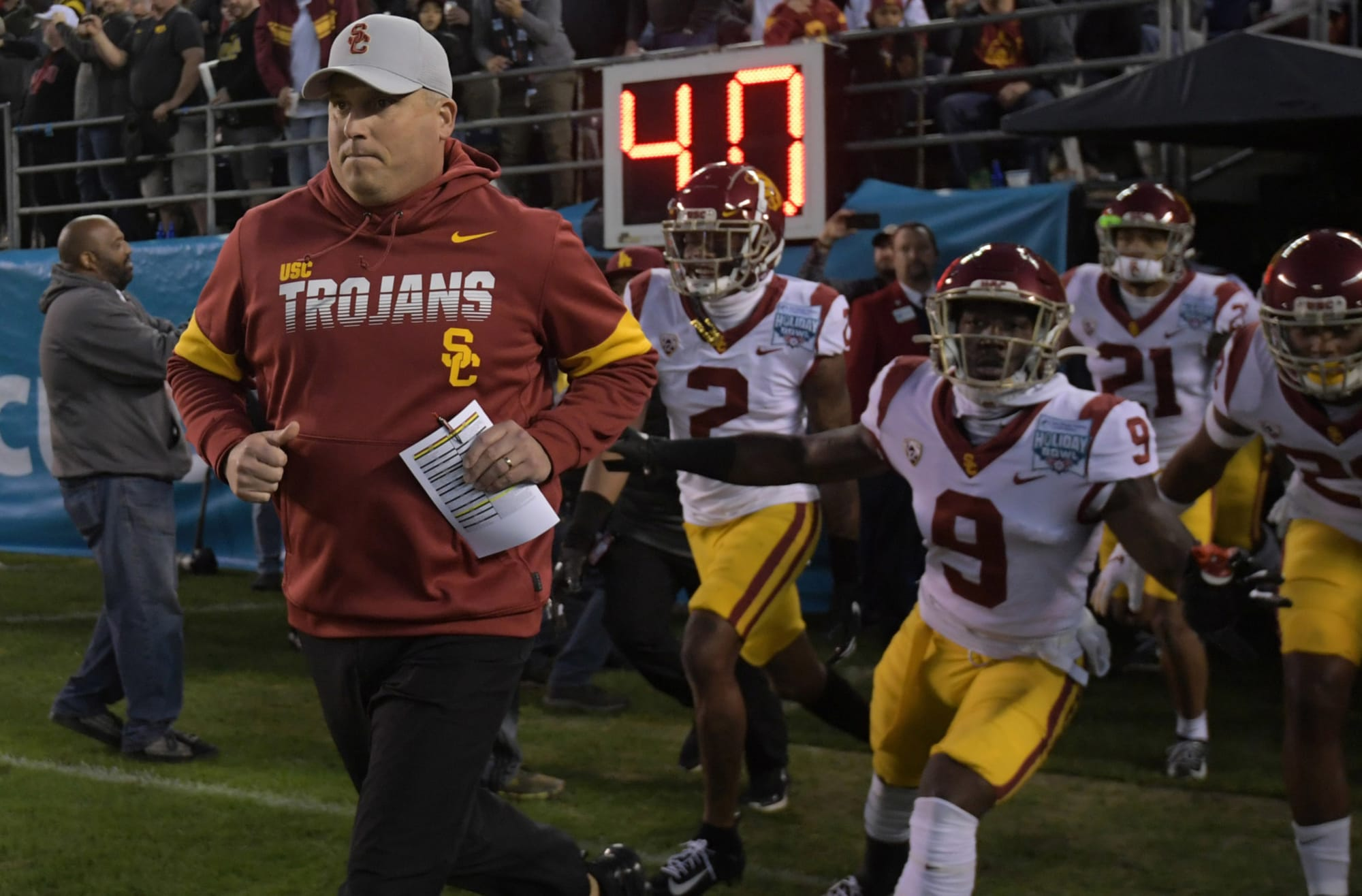 Usc Football Schedule For 2020 Revealed Have Road To Pac 12 Title Game