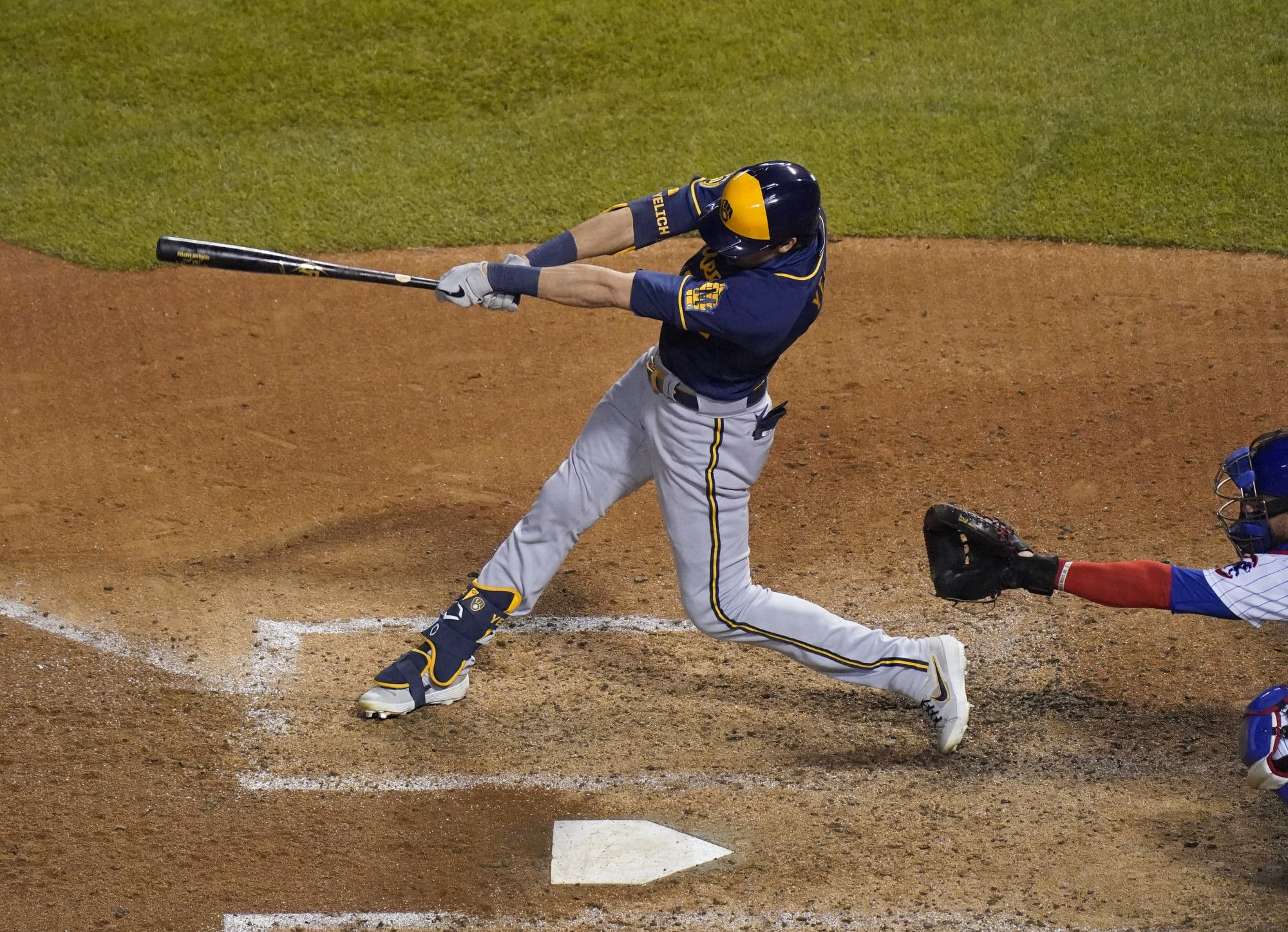 Brewers: Christian Yelich Credits Clutch Home Run To Chewing Gum