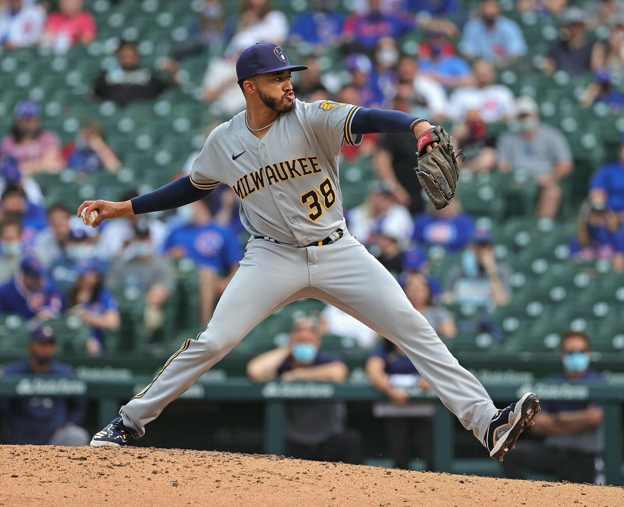 Brewers: 3 Pitchers Who May Fill Late Inning Void While Williams On IL