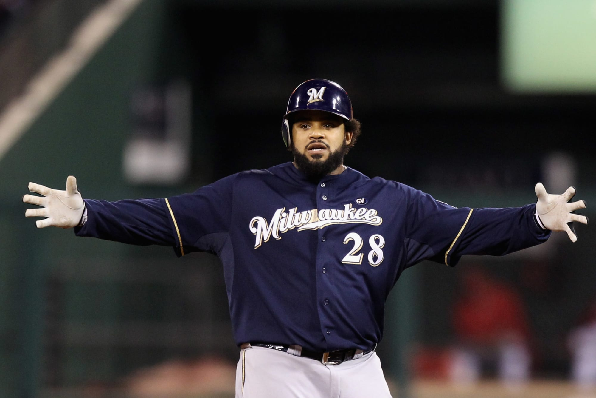 Brewers: What if Prince Fielder had stayed in Milwaukee?